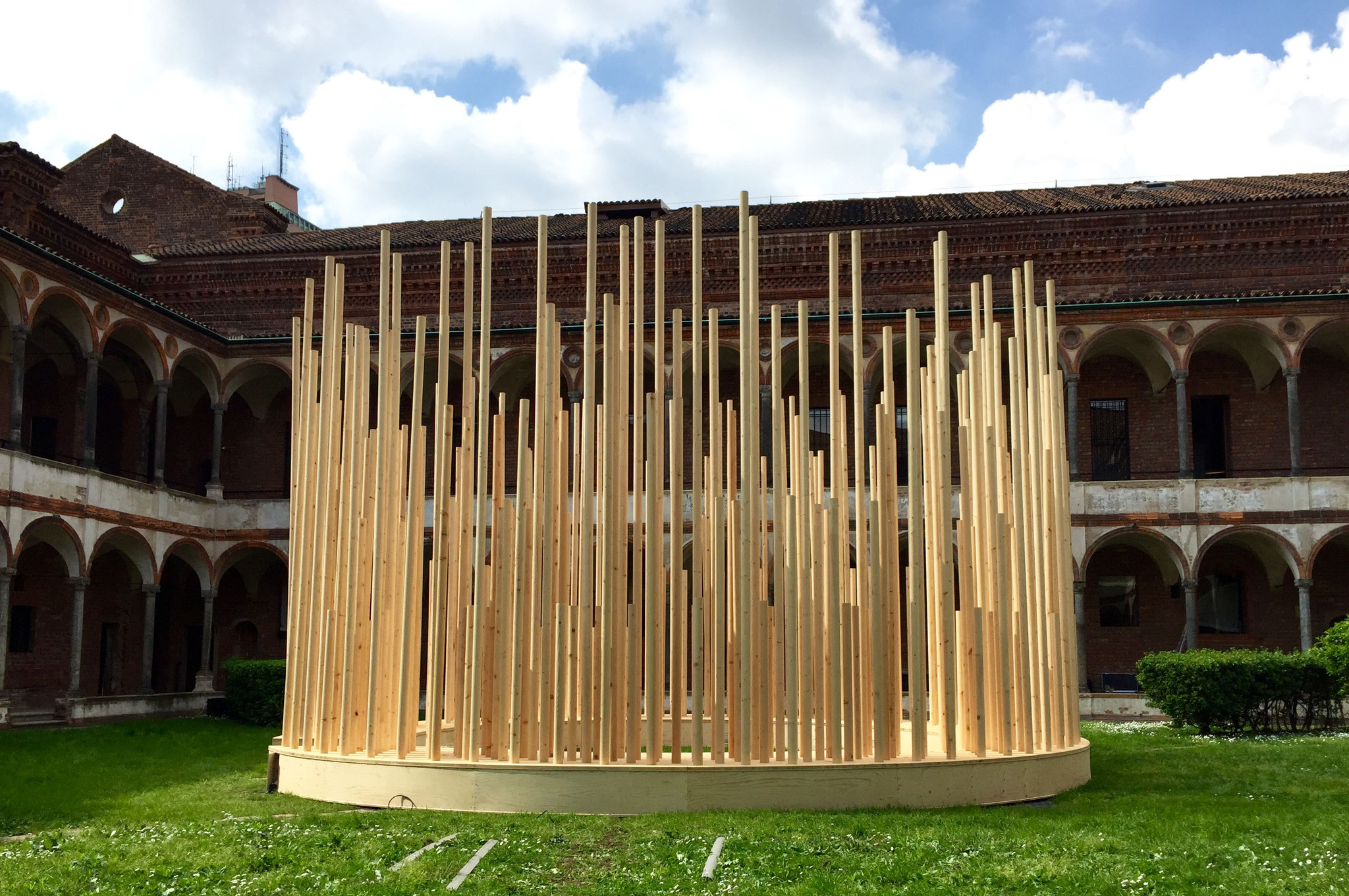 URBAN NEST DESIGN WEEK 2016 AudioProject & SetUp