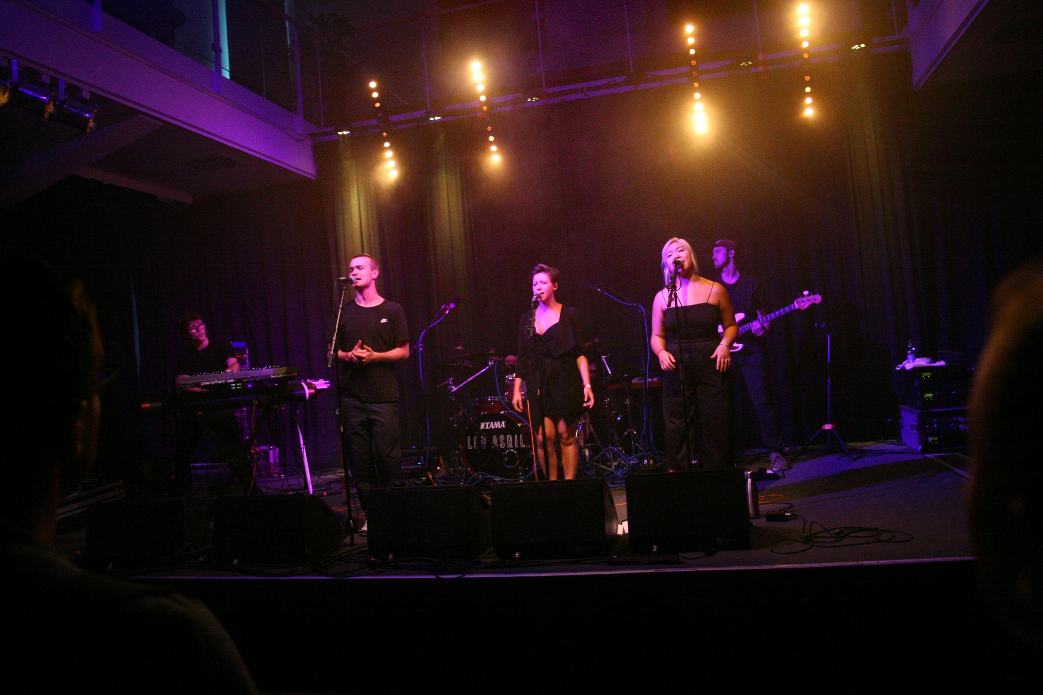 Lou Asril @ Sturm und Klang Festival Mödling, 14.09. (c) miggl.at
