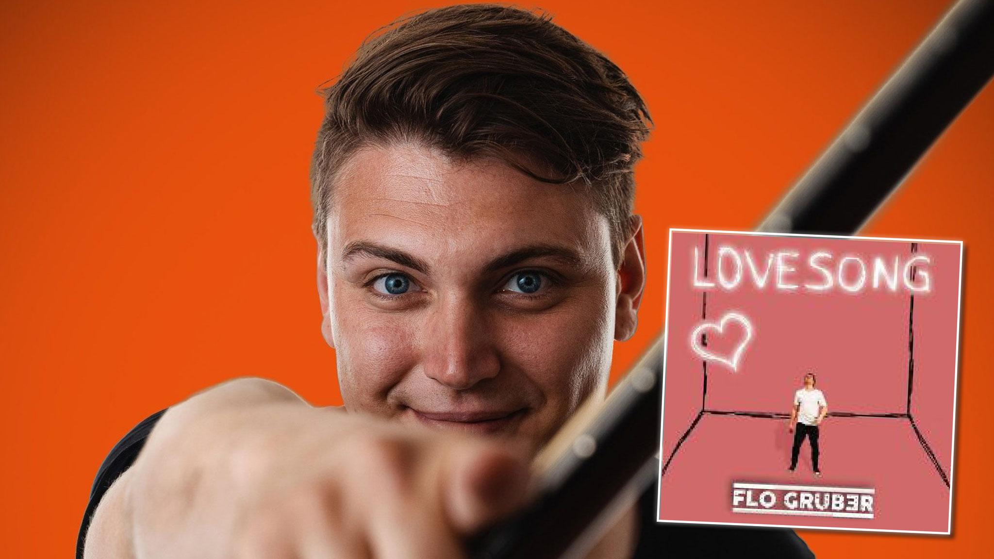 LOVESONG: Steirer Flo Gruber mit Ohrwurm zum Valentinstag