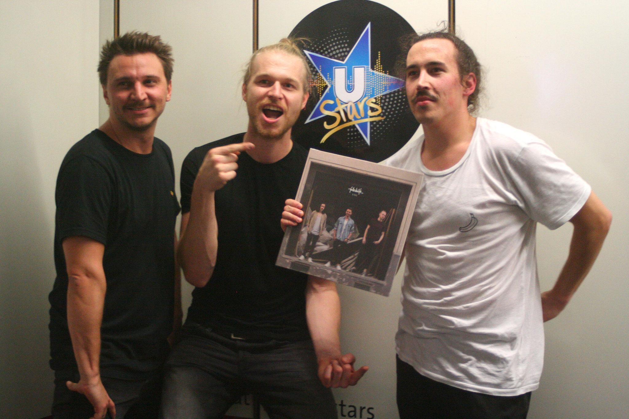"Band Folkshilfe präsentiert Album ""Sing"", 28.11.2019 (c) miggl.at"