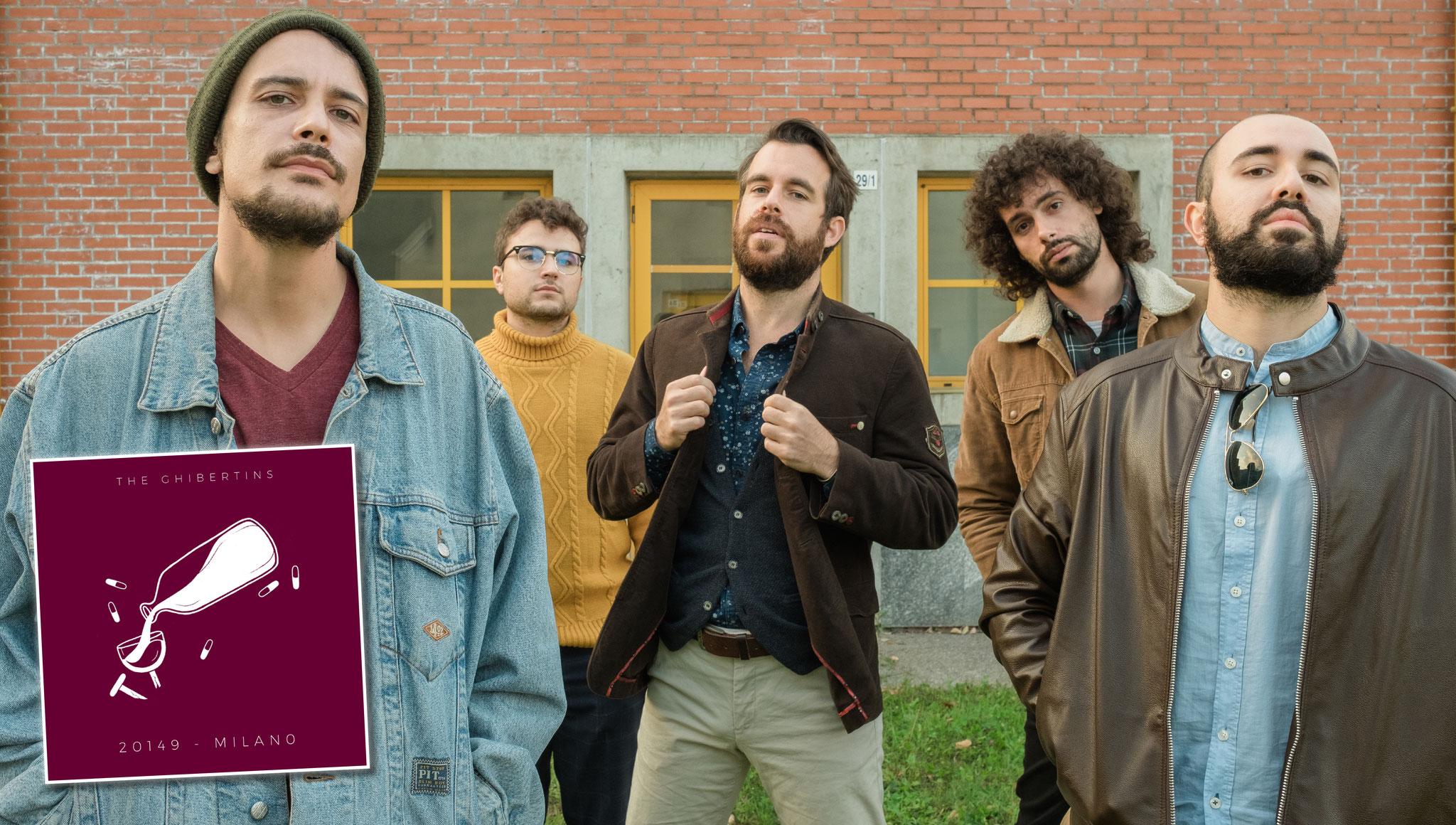 "Indierocker The Ghibertins mit neuer Single ""20149-Milano"""