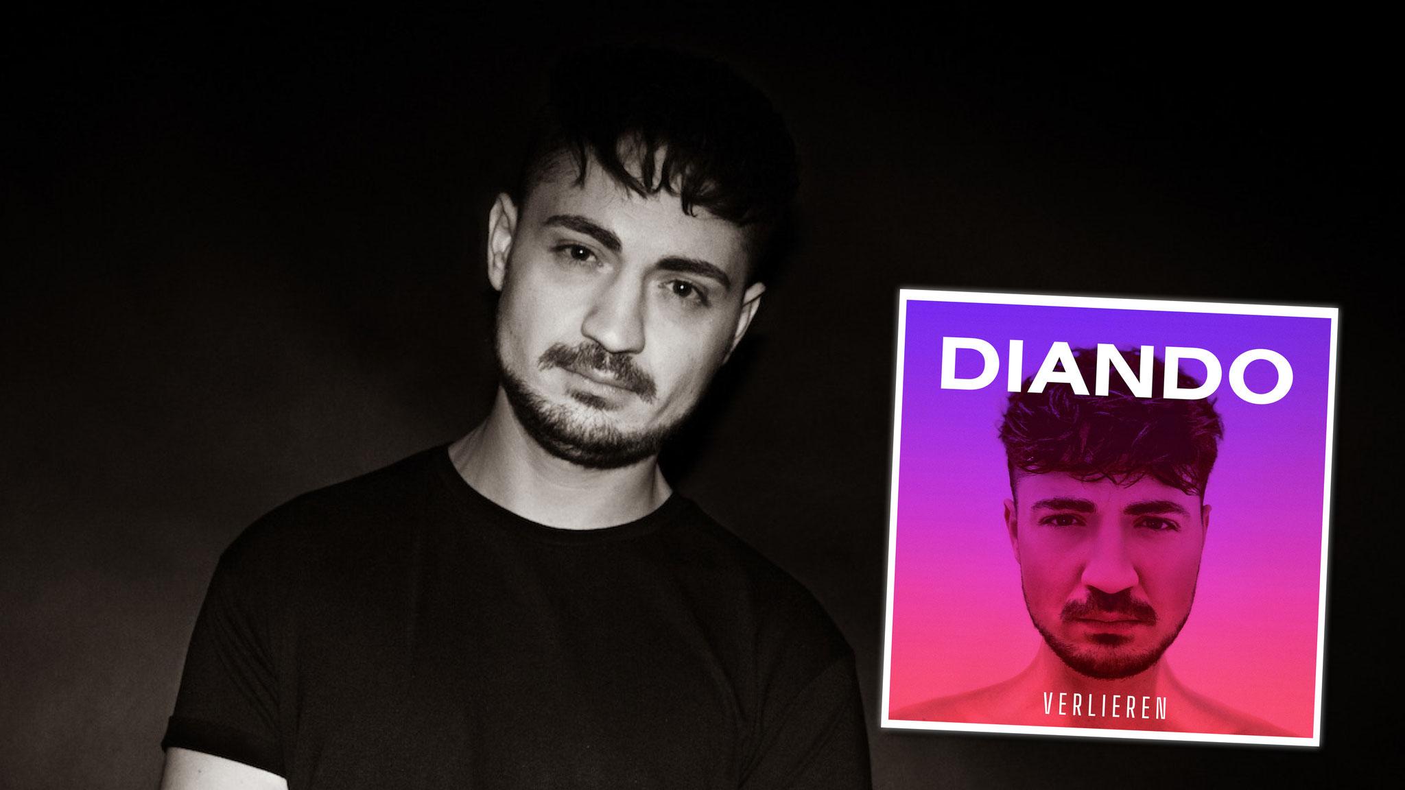 """""""Verlieren"""": Die neue Single des Berliners DIANDO"""