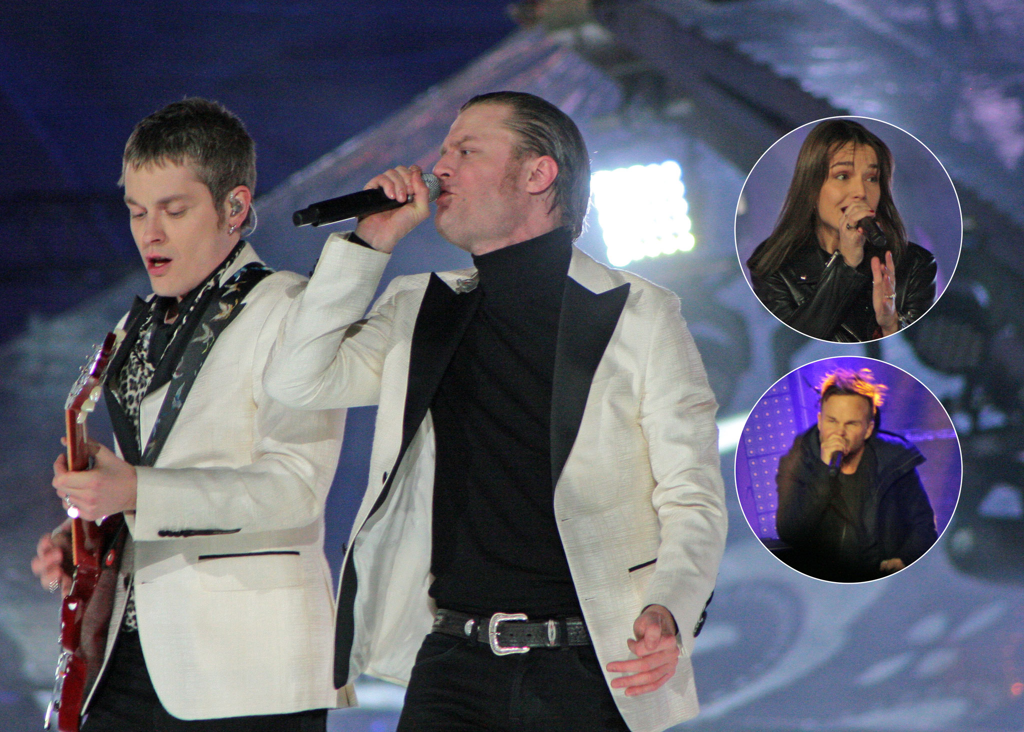 Mando Diao, The Rasmus, Lotte: So feierte Berlin 2020! (c) miggl.at