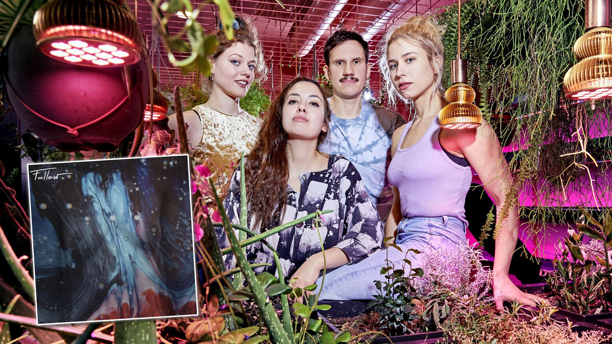 """Follow"": Neue Single der Frankfurter Popband ELDA"