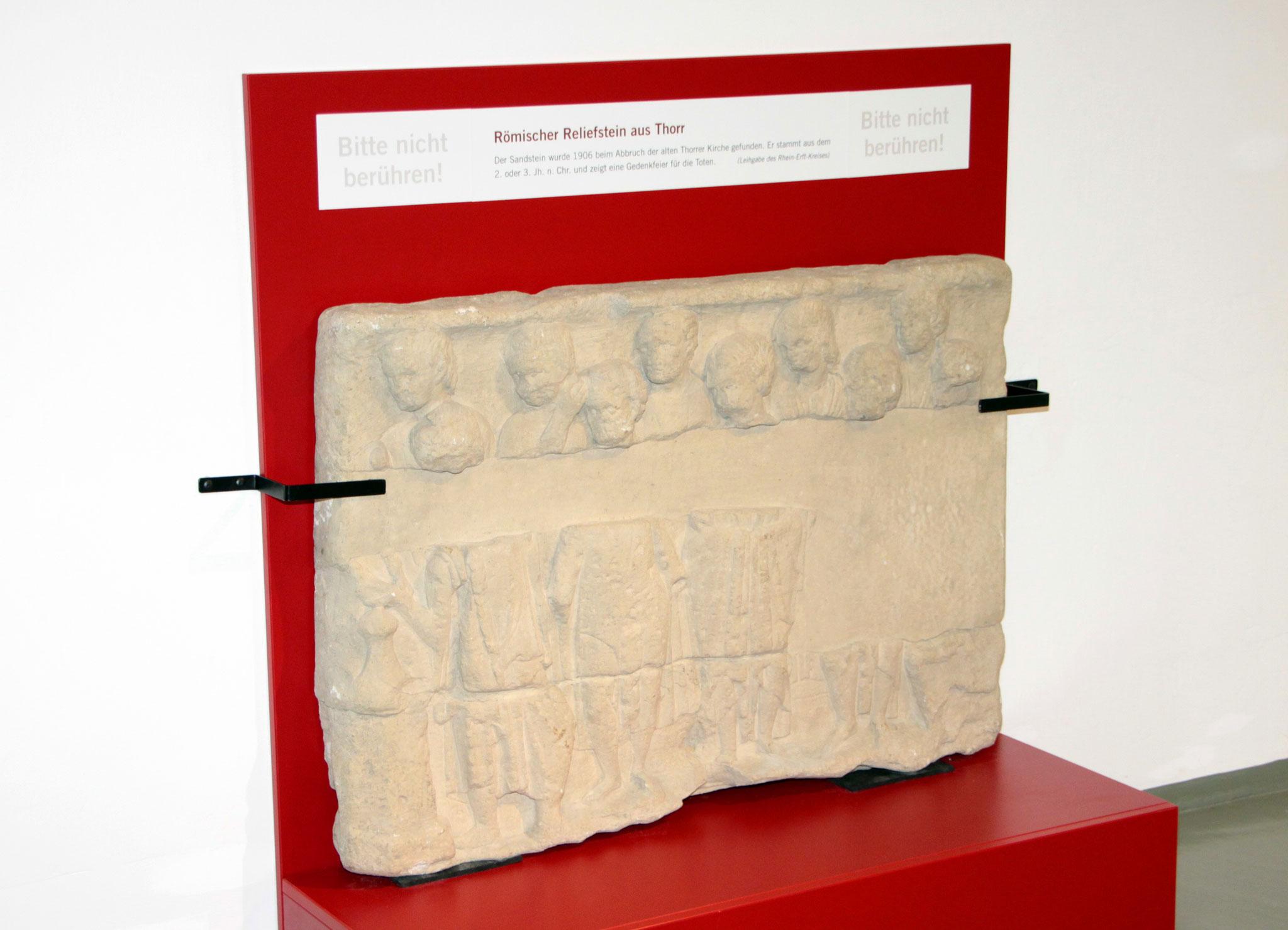 ein römischer Grabstein