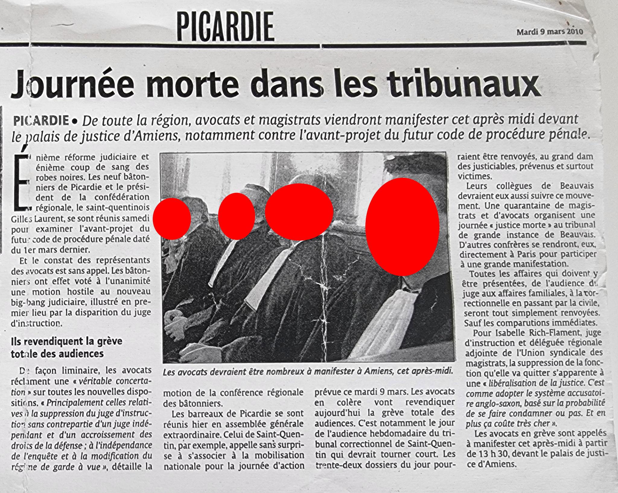 LES ROBES NOIRES SONT PIRES QUE LES ROBES D'ANTAN  citation de François RATAJ  www.jenesuispasunchien.fr www.jesuisvictime.fr www.jesuispatrick.fr
