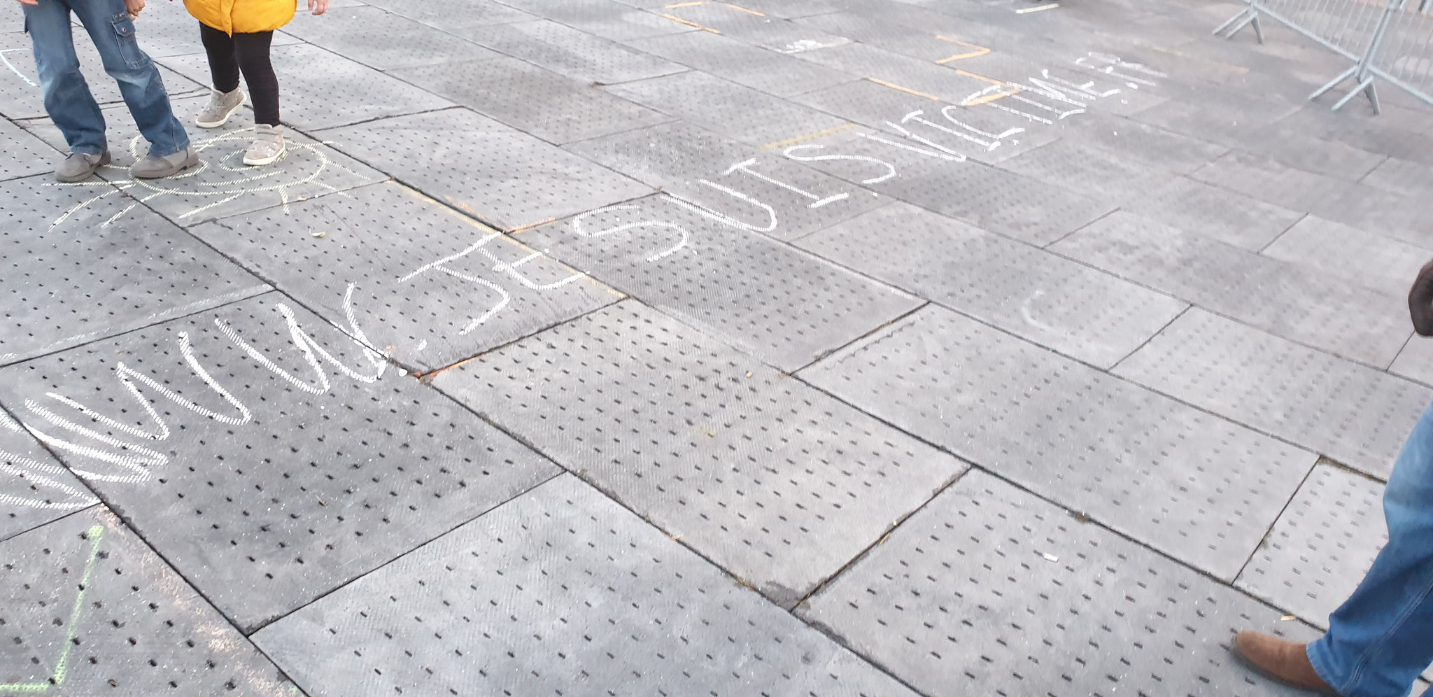 Le 29 Janvier 2020 à Saint-Quentin (02) Place de l'Hôtel de Ville