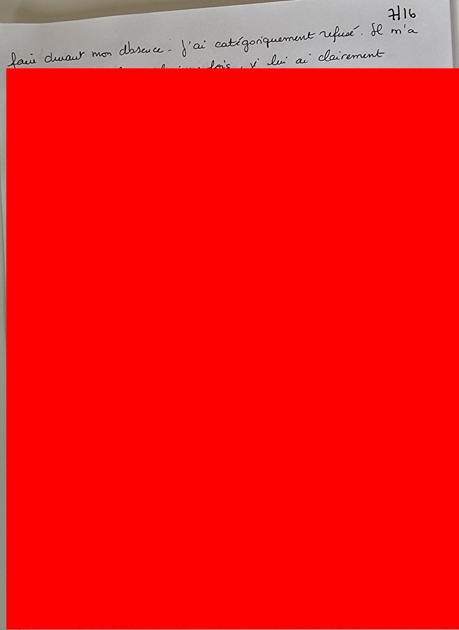 AFFAIRE Société Industrielle TEINTURERIE DE LA CHAUSSEE ROMAINE Mr Philippe REMY www.jenesuispasunechien.fr www.jesuisvictime.fr www.jesuispatrick.fr NE RENONCEZ JAMAIS LE PAIN & LA LIBERTE POUSSENT SUR LA MÊME TIGE
