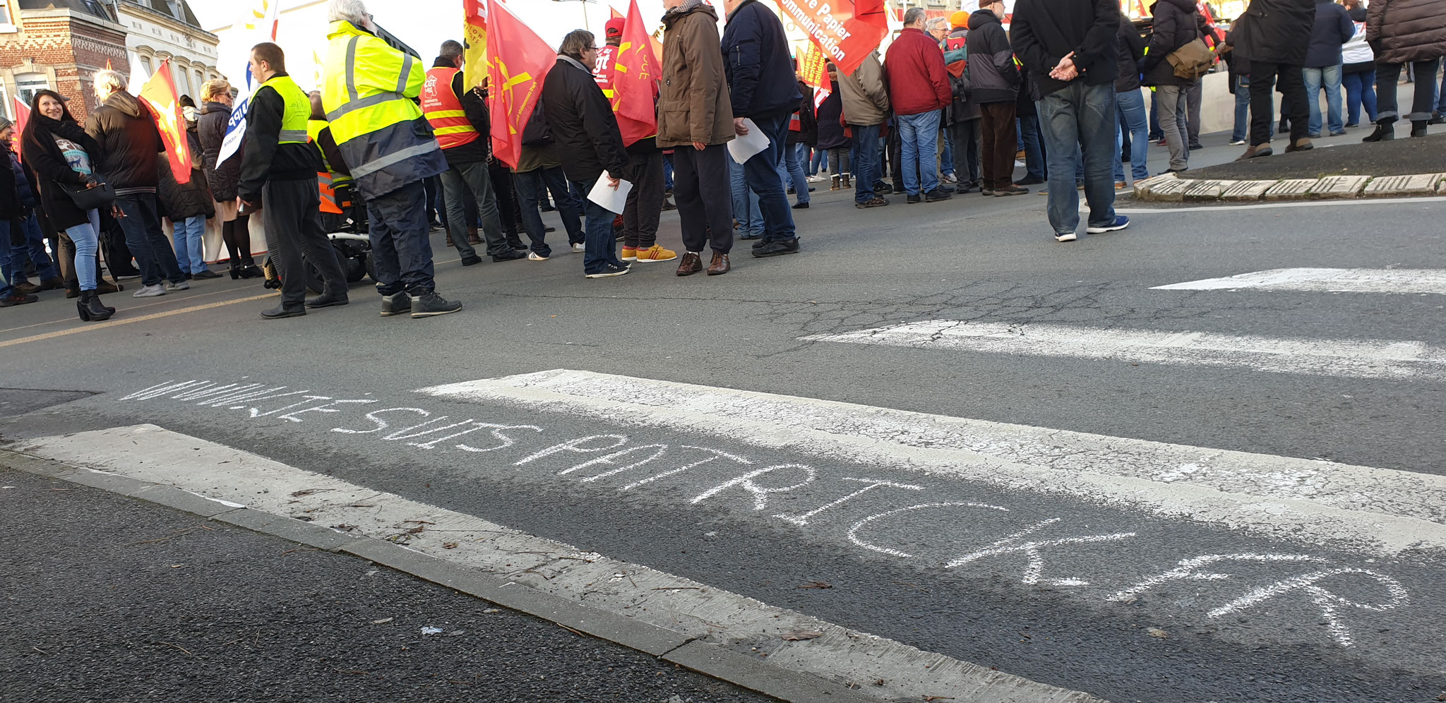 Le 29 Janvier 2020 à Saint-Quentin (02)