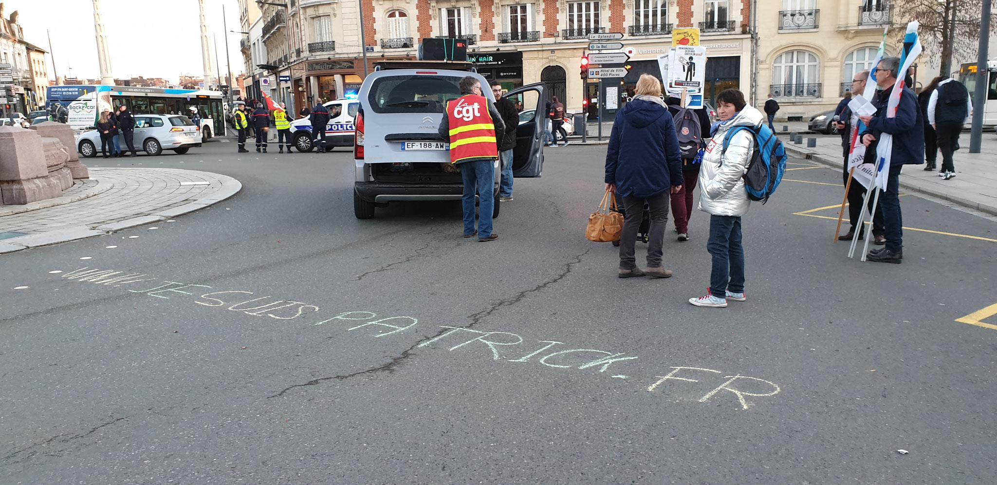 Le 06 Février 2020 à Saint-Quentin (02)
