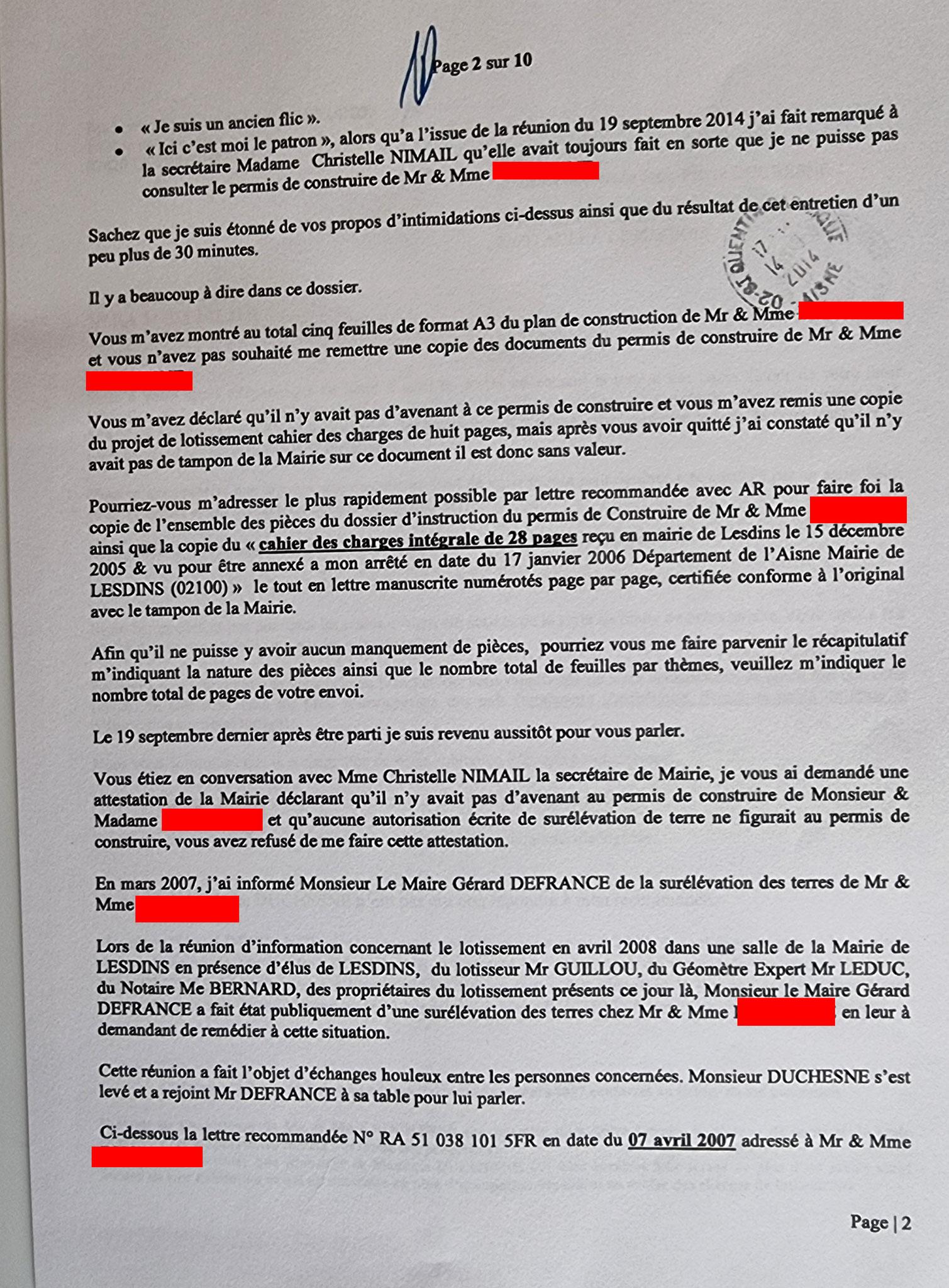 www.jenesuispasunchien.fr www.jesuispatrick.fr www.jesuisvictime.fr