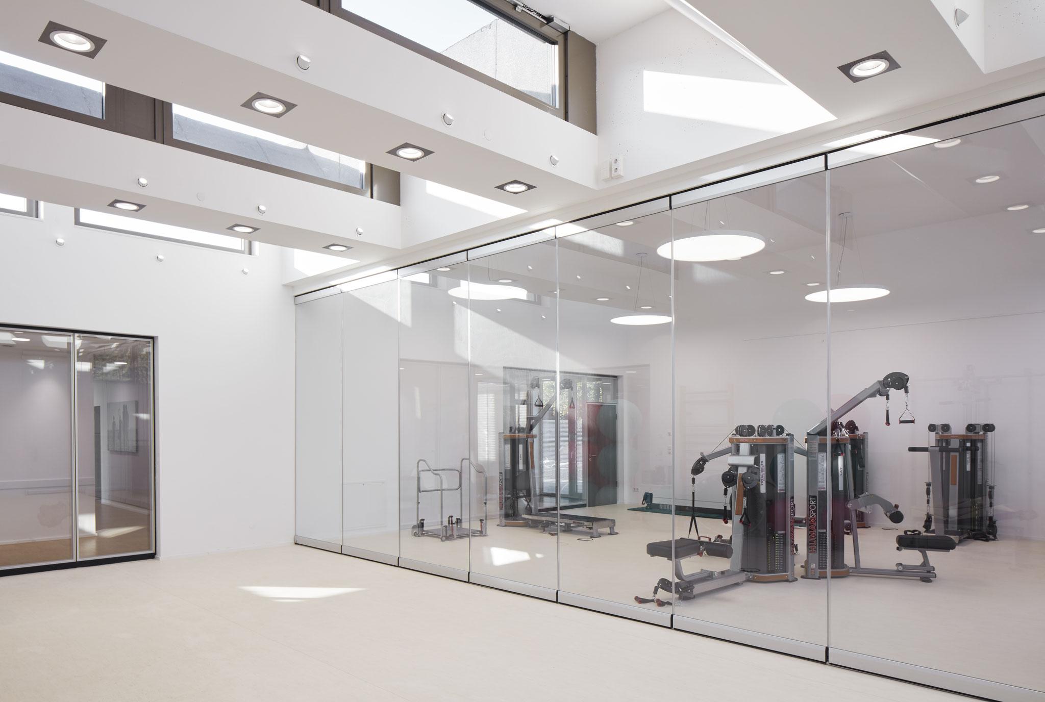 """Physiomar in Büsum, mit Büro """"Jebens Schoof Architekten"""""""