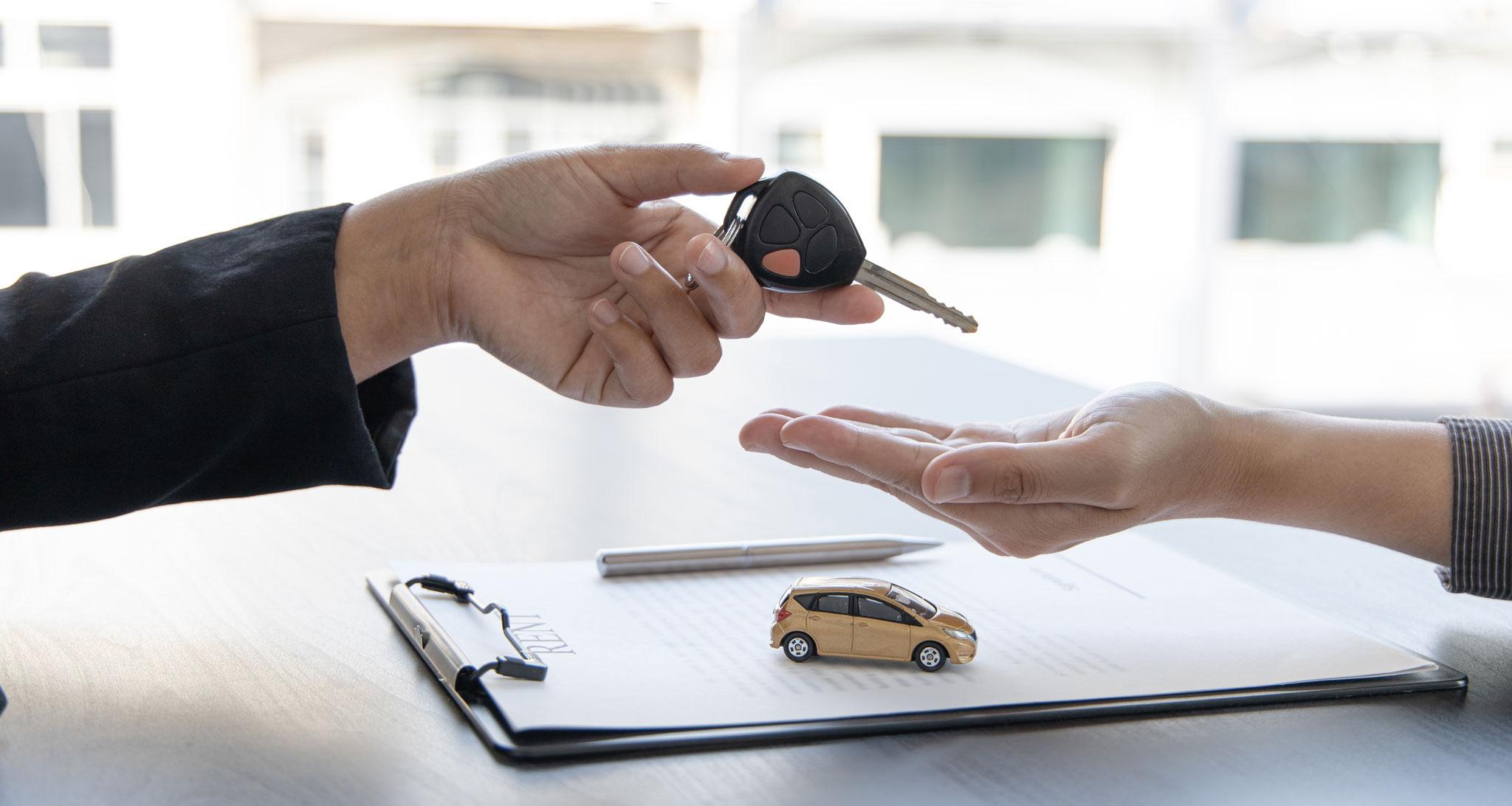 Auto- An & Verkauf