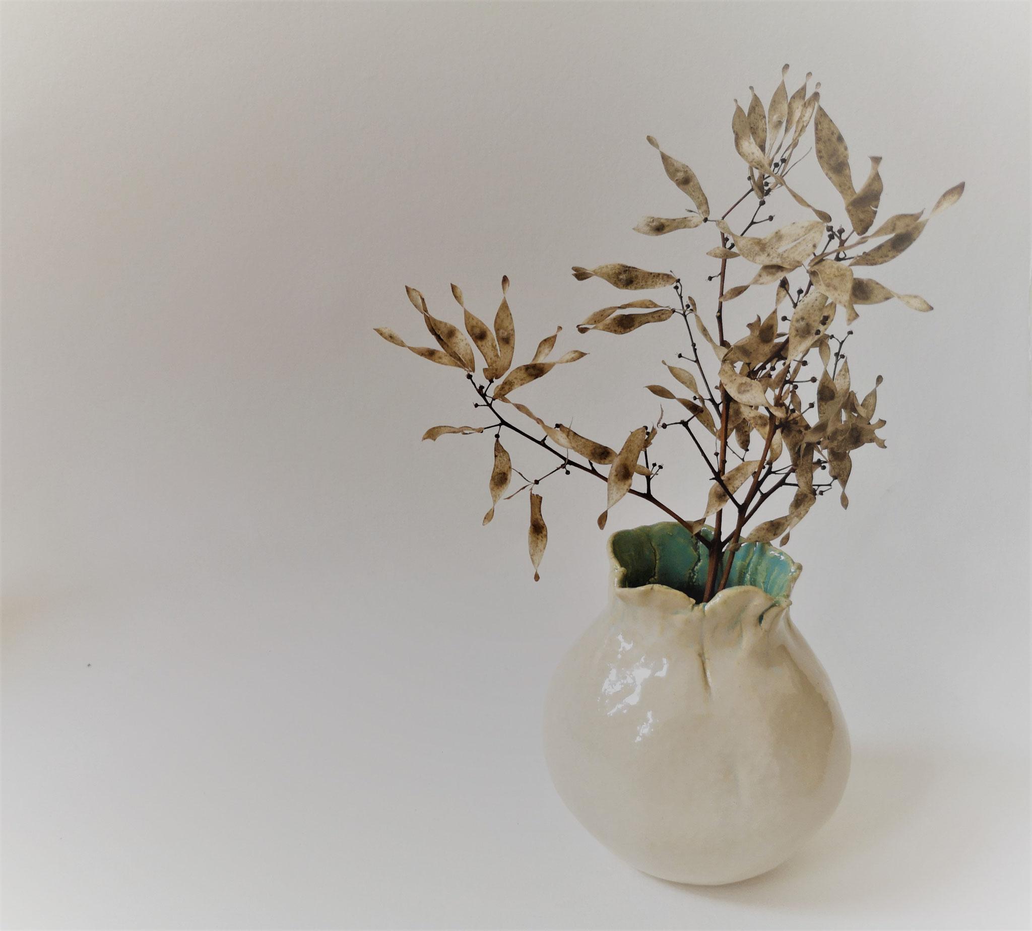 (c) Doris Strade, 2019, Keramikgefäß