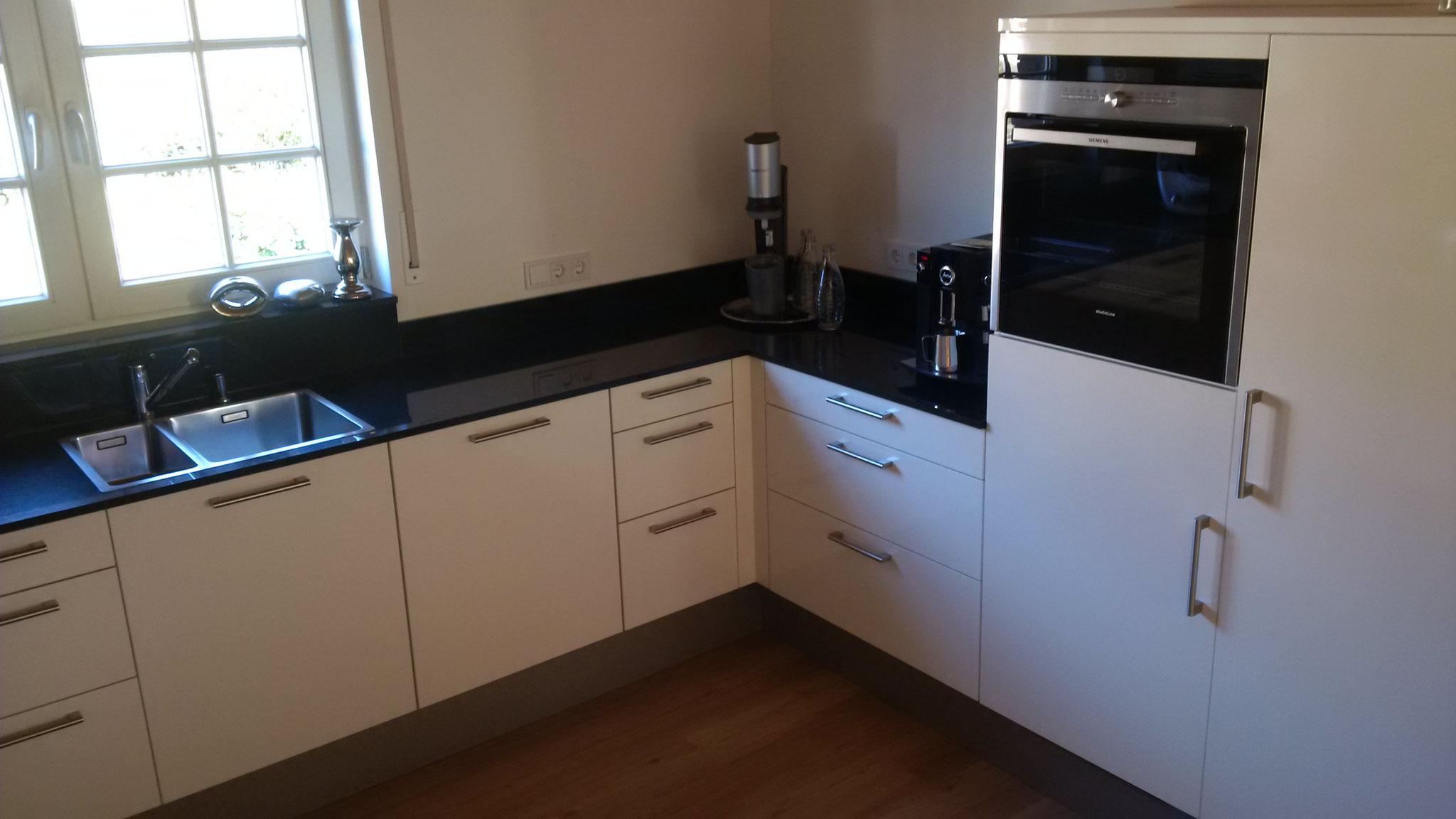 Küche nach dem Umbau
