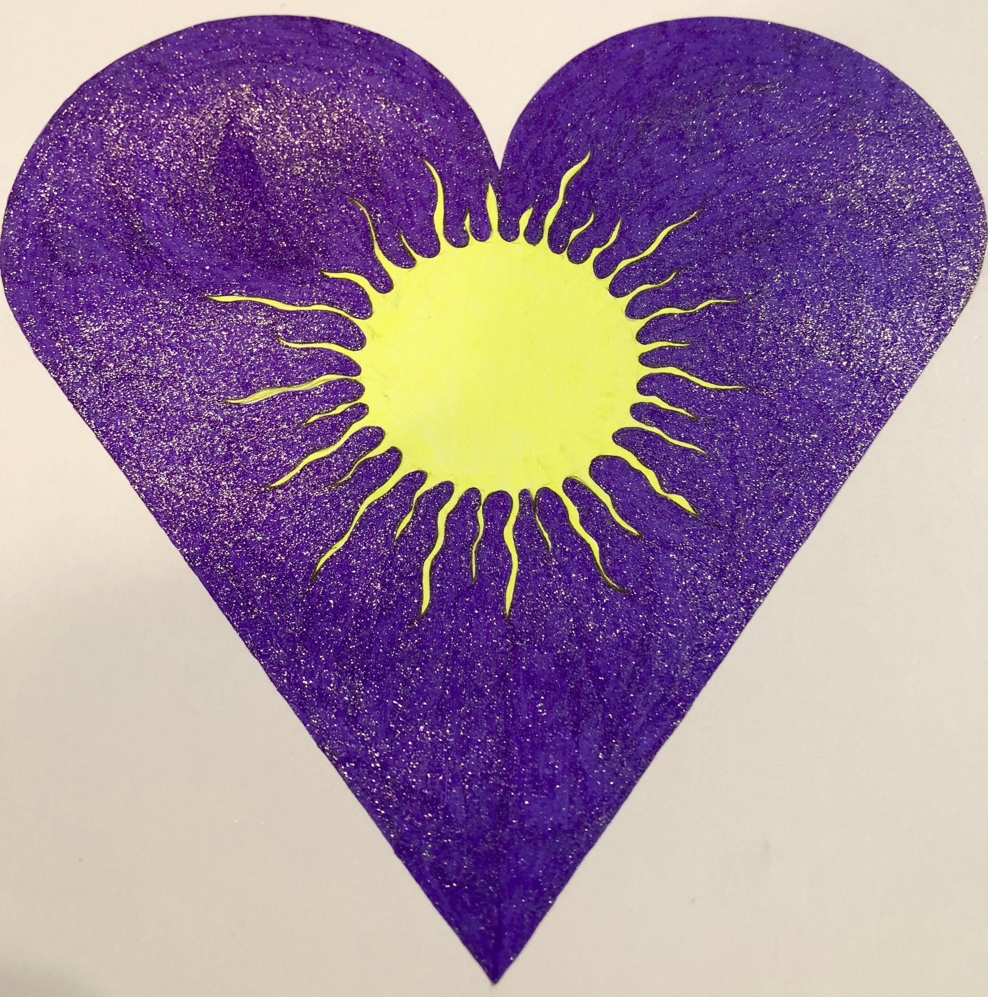 GRACE  #grace #letspaintpeace #heart #love #sacredgeometry #shininggrace #kashmirshaivism