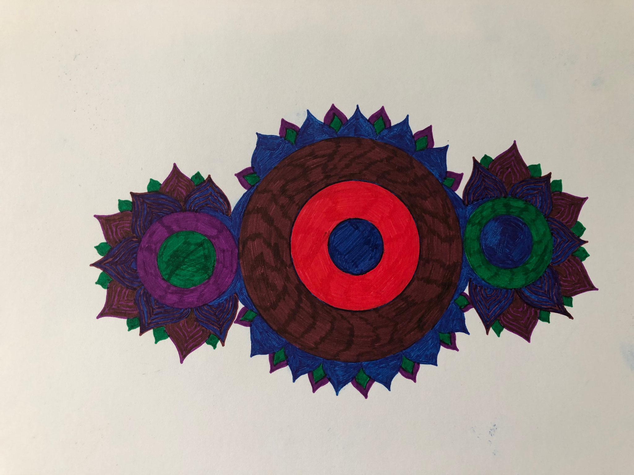 Chakras -Geometry