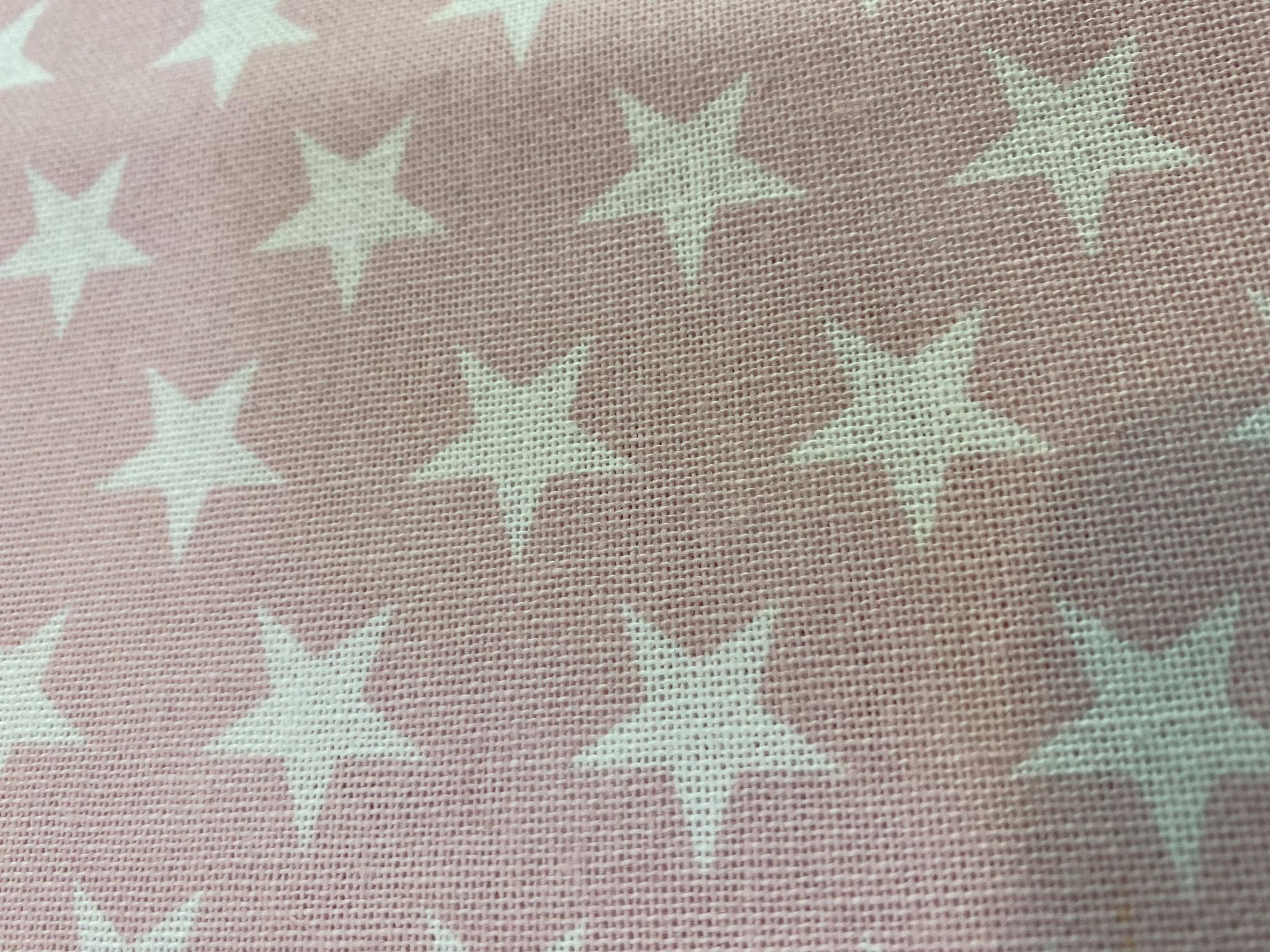 """Sternenhimmel rosa"" Detail"