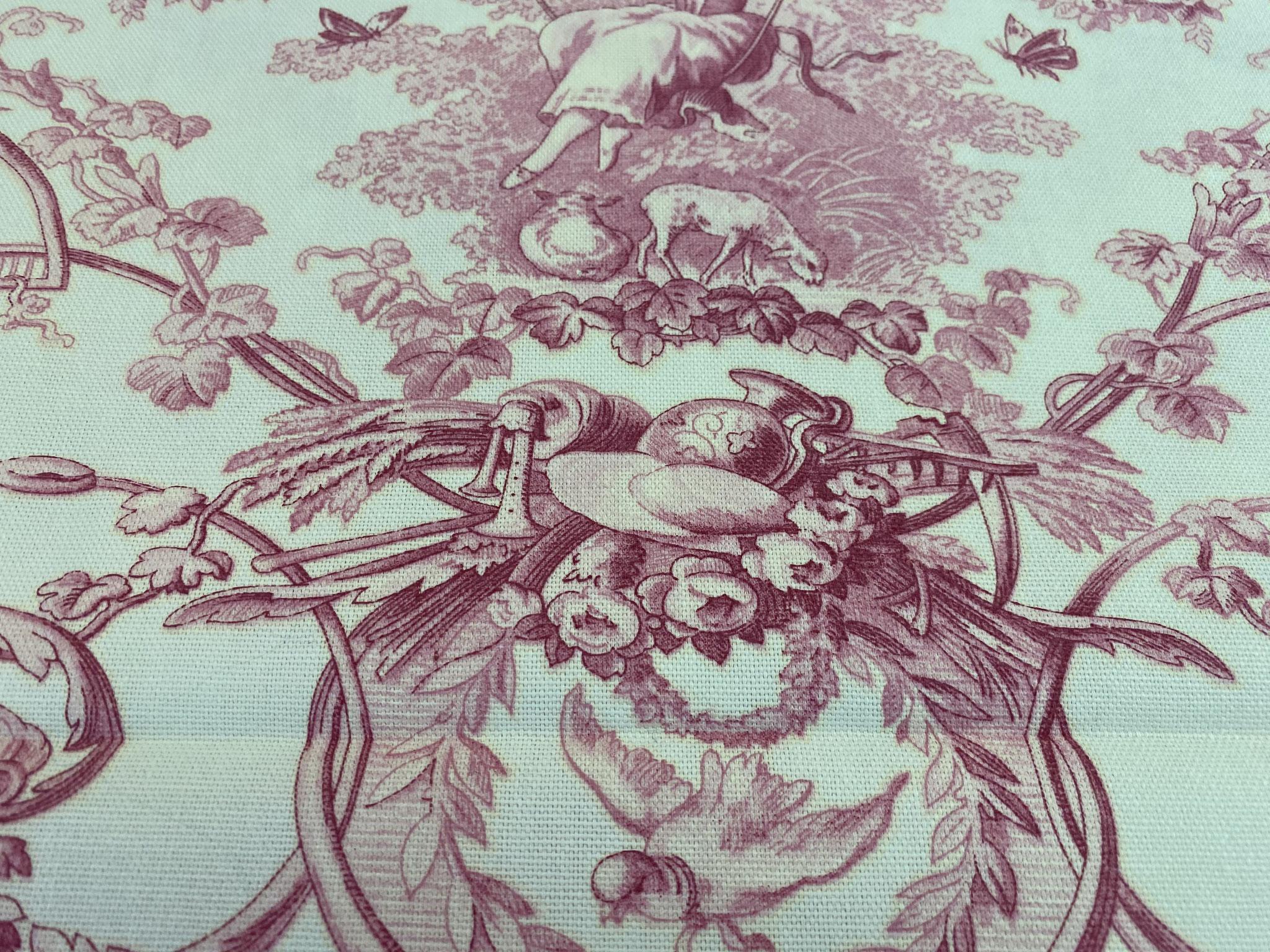 """Louisen-Schaukel pink"" Detail"