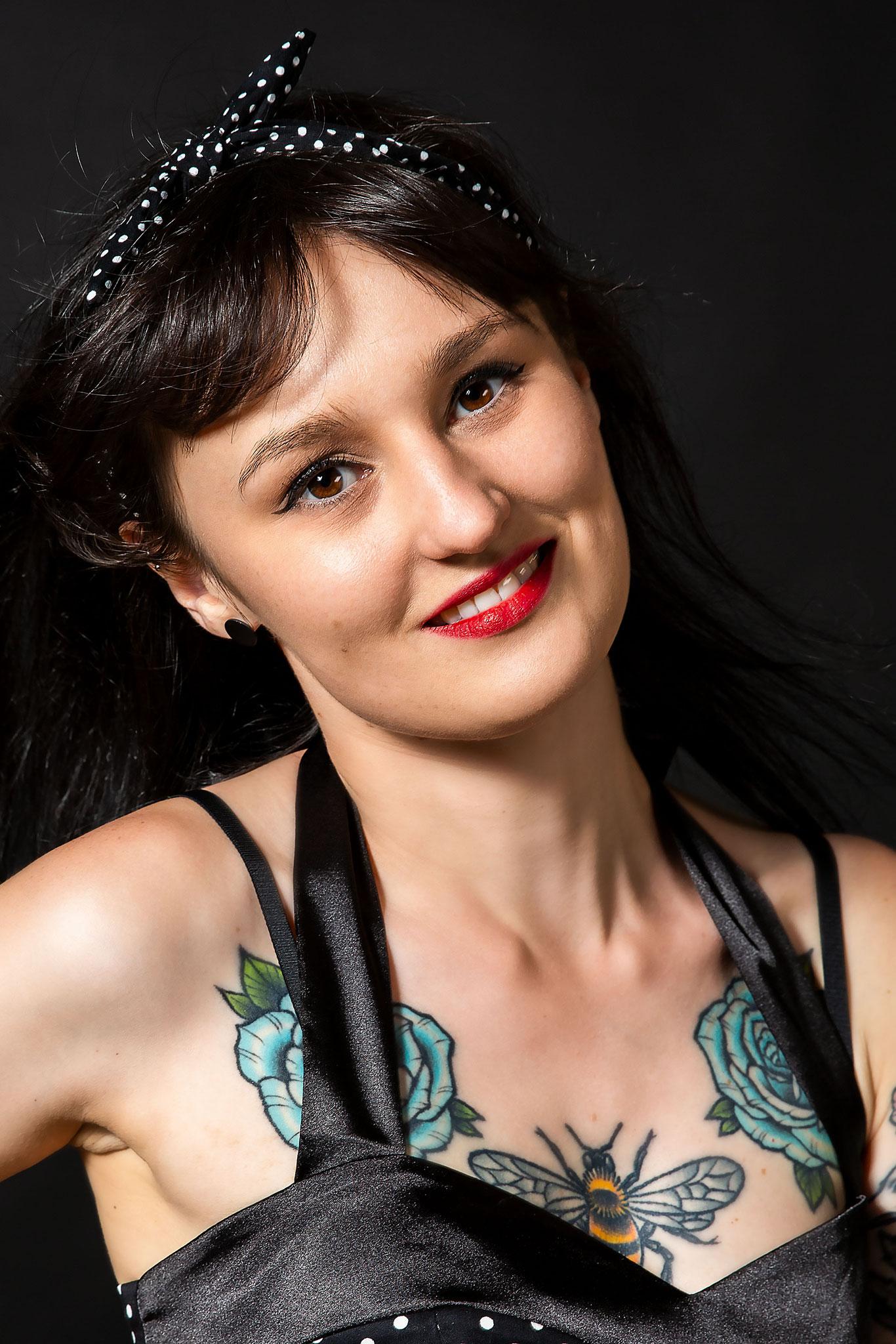Model: Alexia