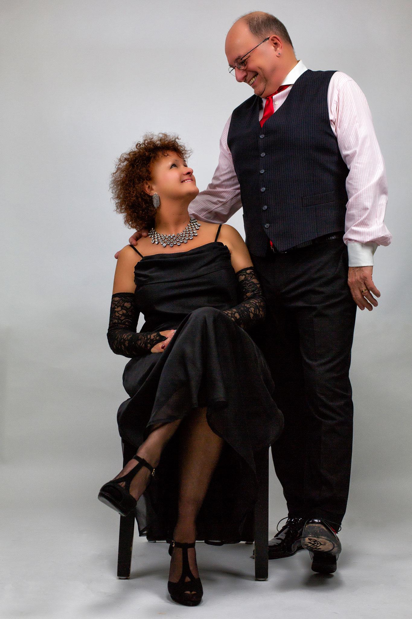 Model: Michael und Sabine