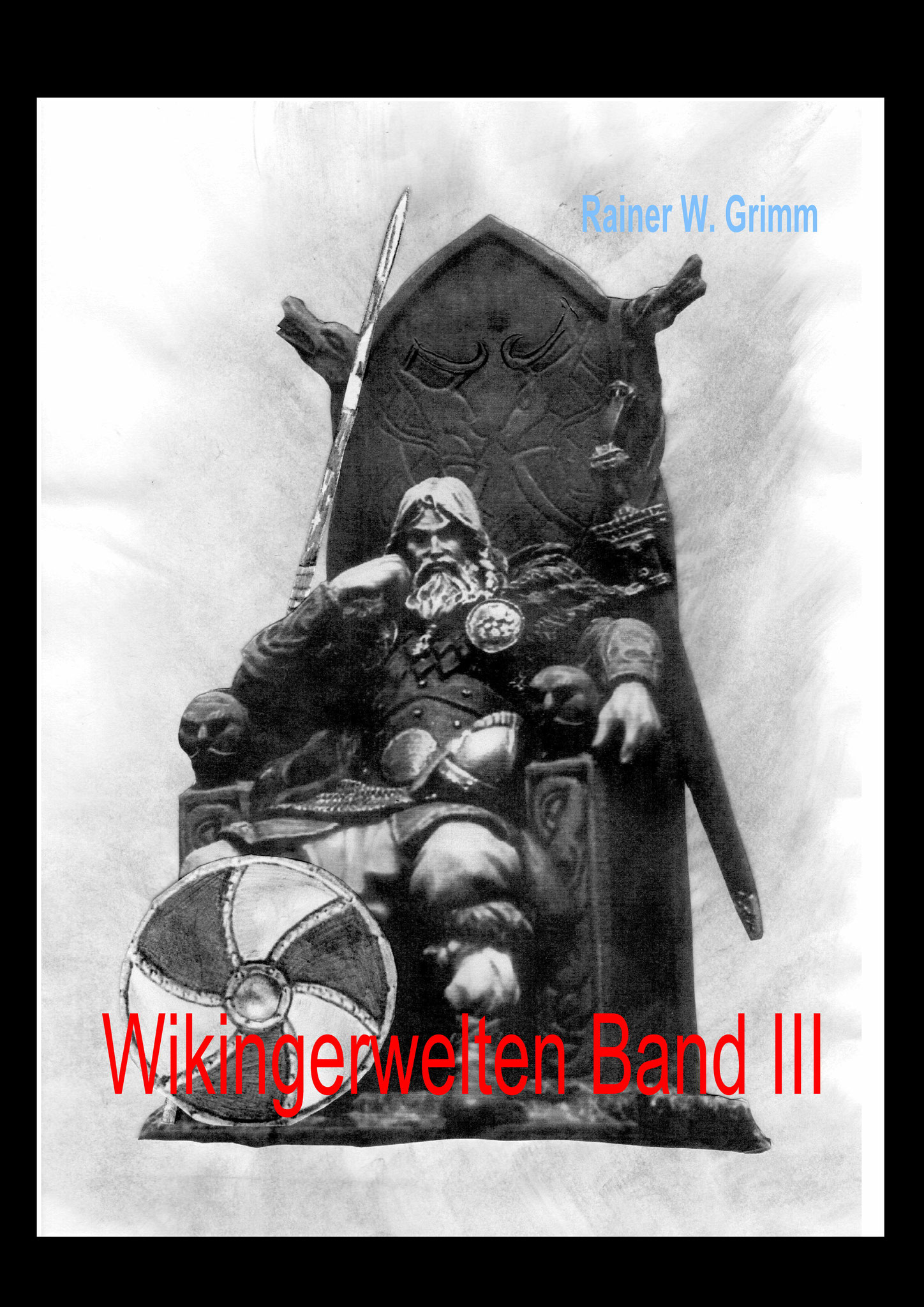 "Viking World ""Book three"" / german"
