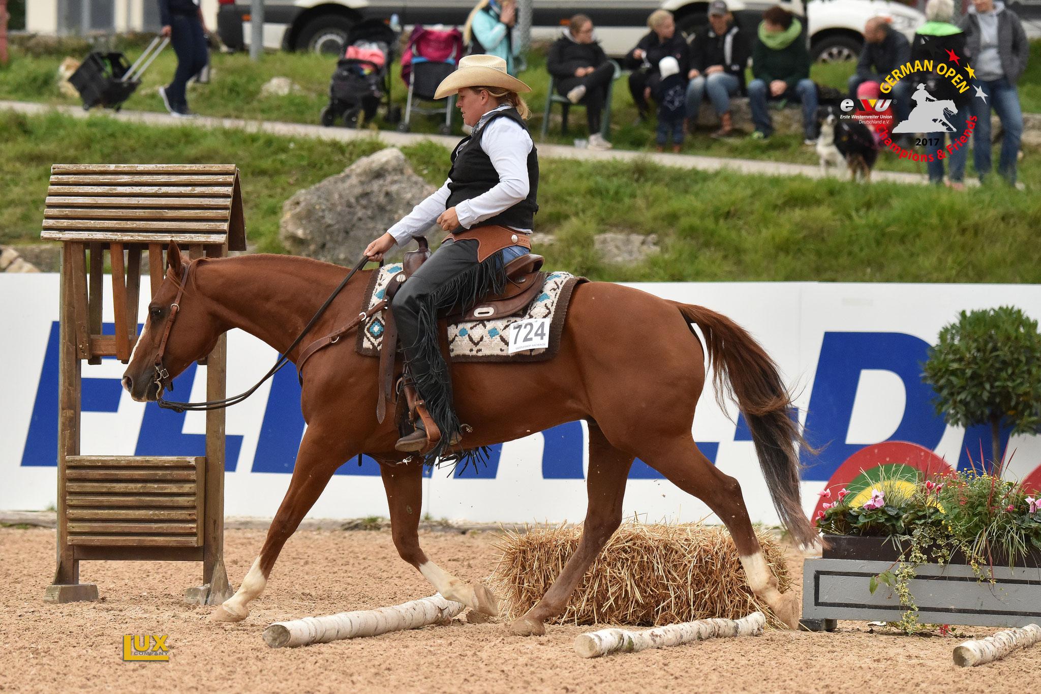 Senior Ranch Riding German Open 2017