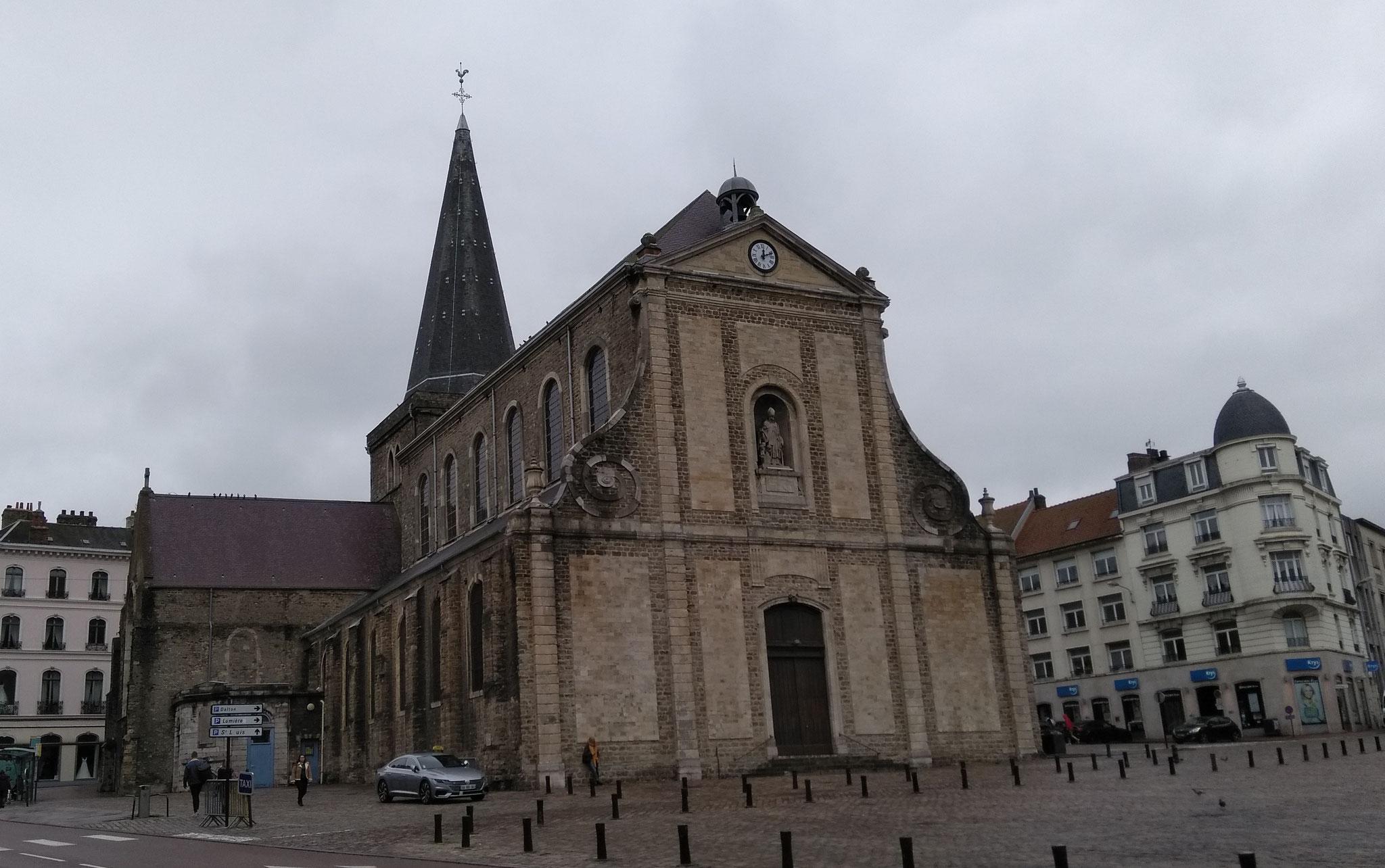 Saint-Nicholas, Place Dalton