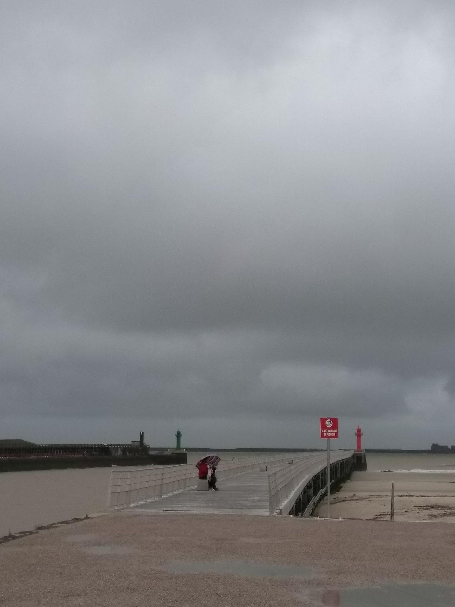 Meerseite von Nausicaá