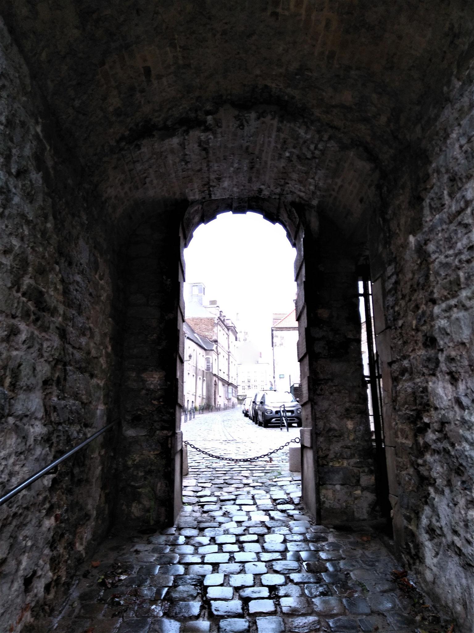 Porte Gayole