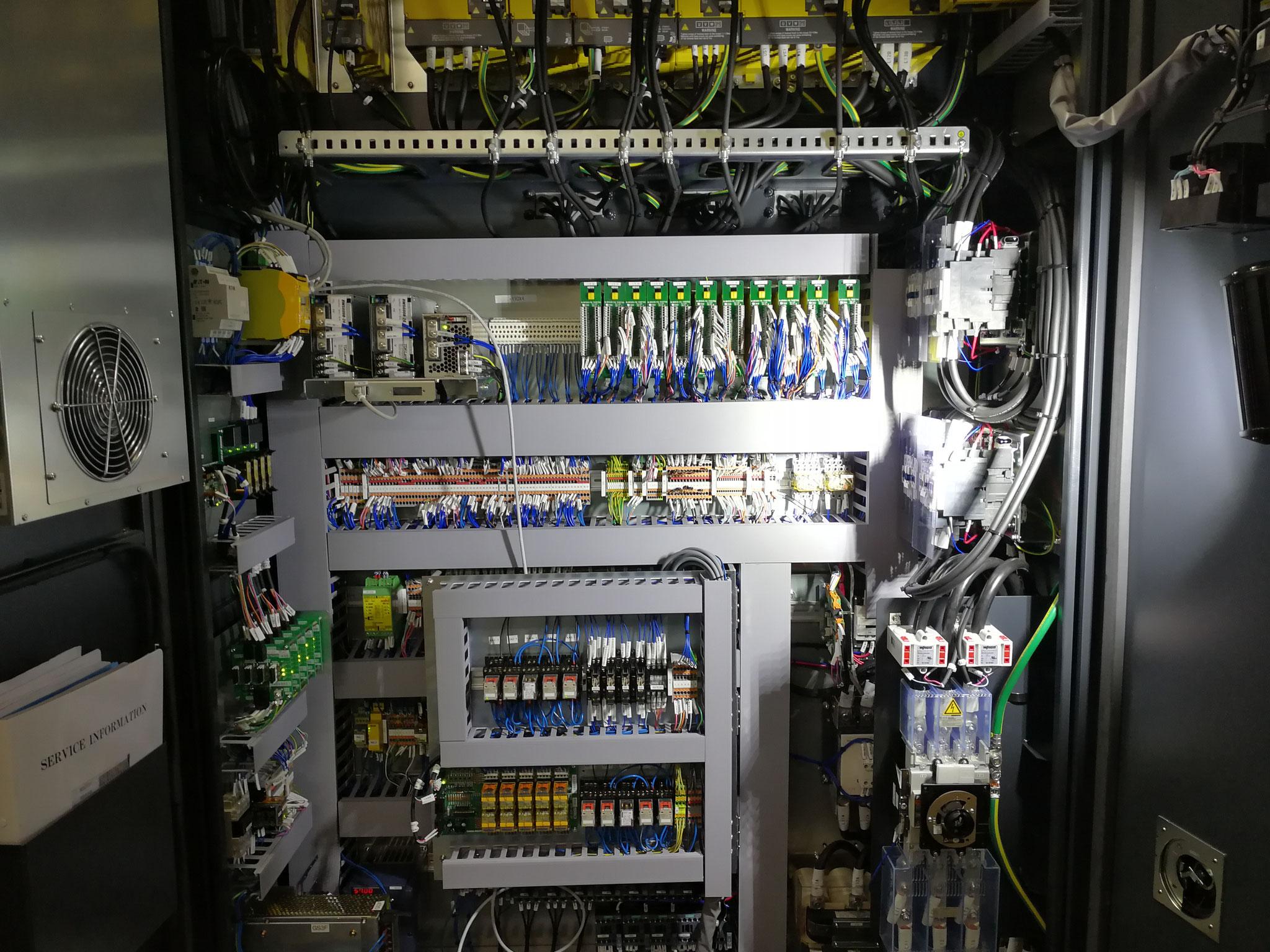 Elektrische Schnittstelle für Handling und Automationssysteme