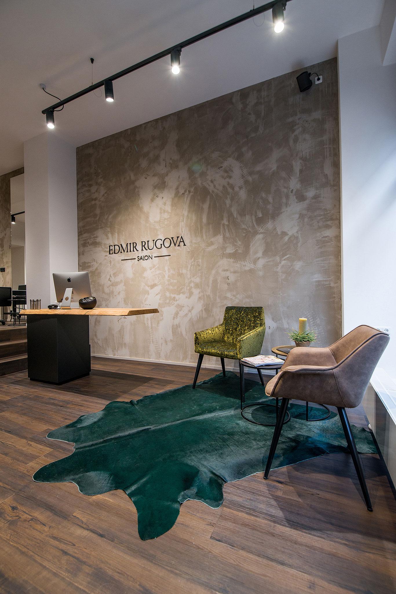 unser Salon - rugovas Webseite!