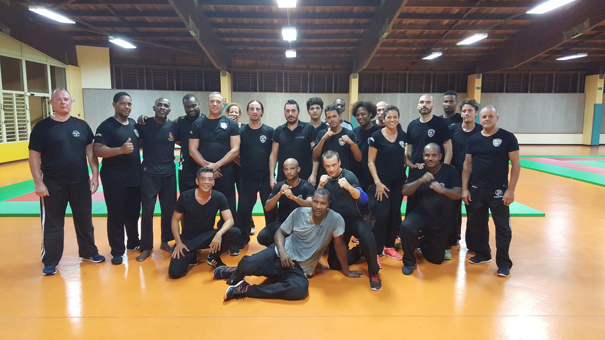 Stage au Prog Guyane novembre 2016