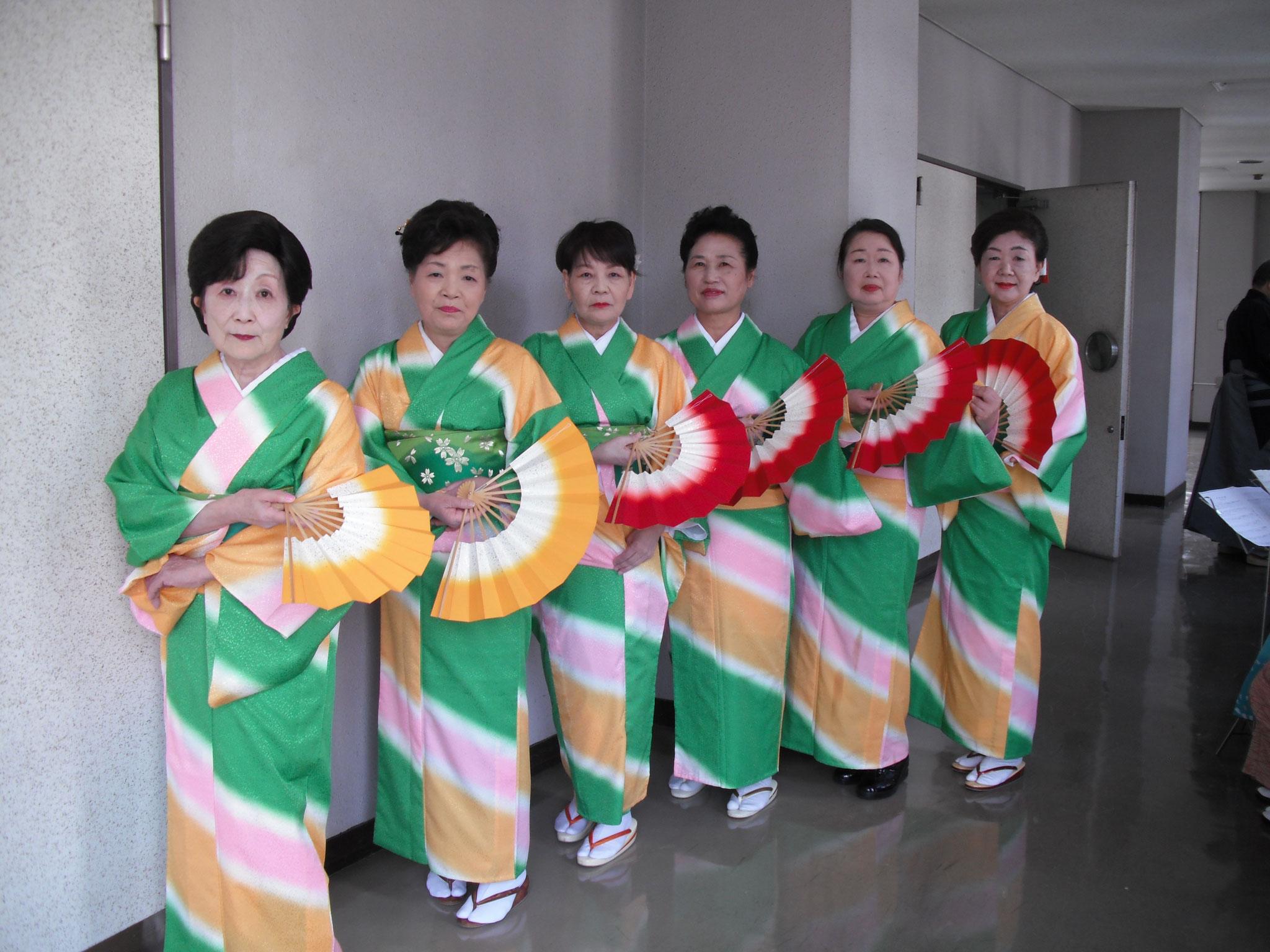 平成28年民謡民舞連合会大会