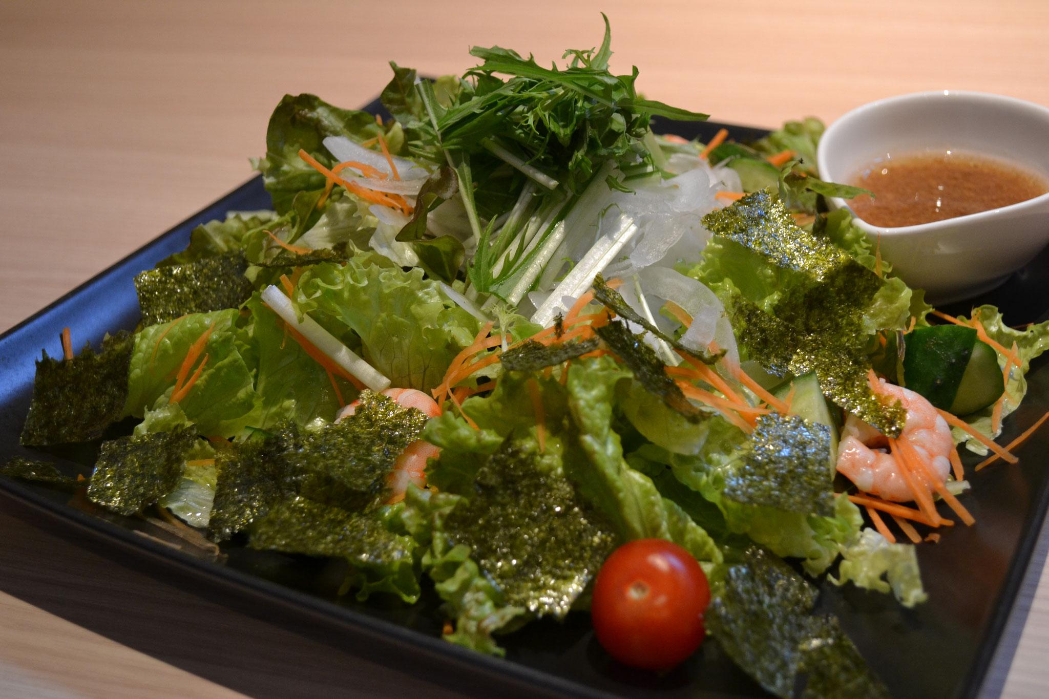 チョレギサラダ ¥780