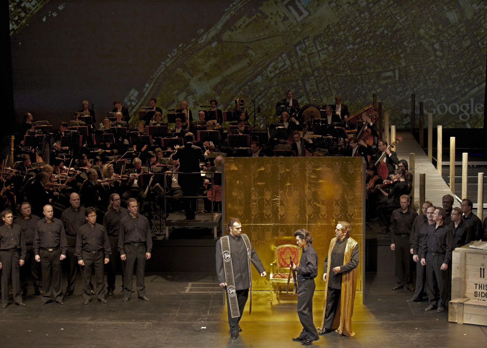 Aida - Theater Augsburg