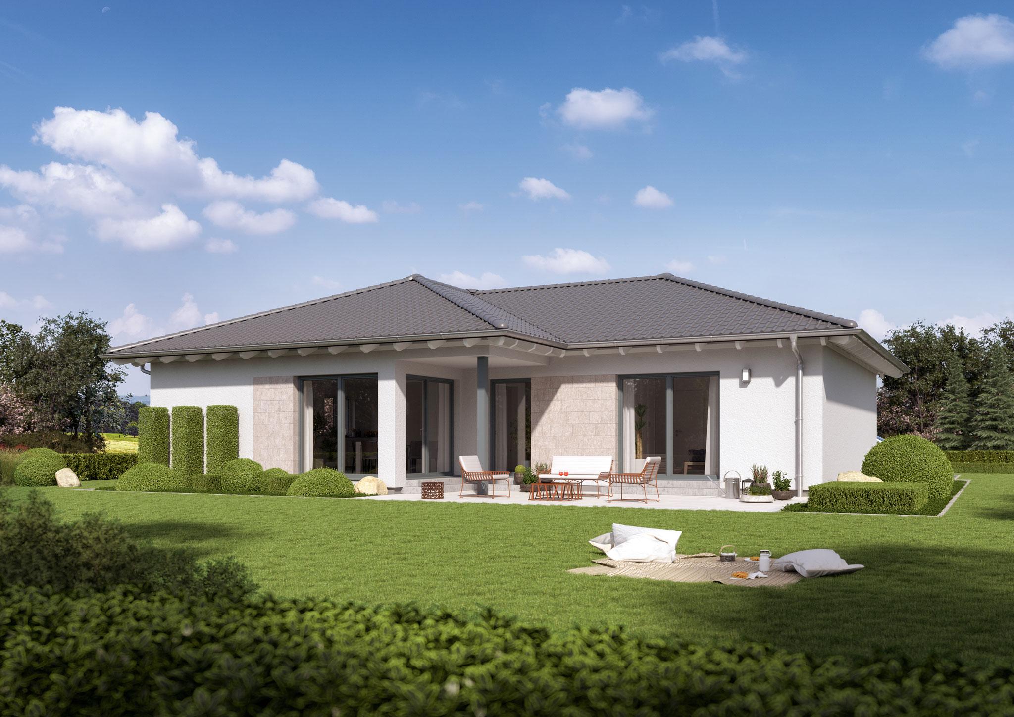 Bungalow 135 m²