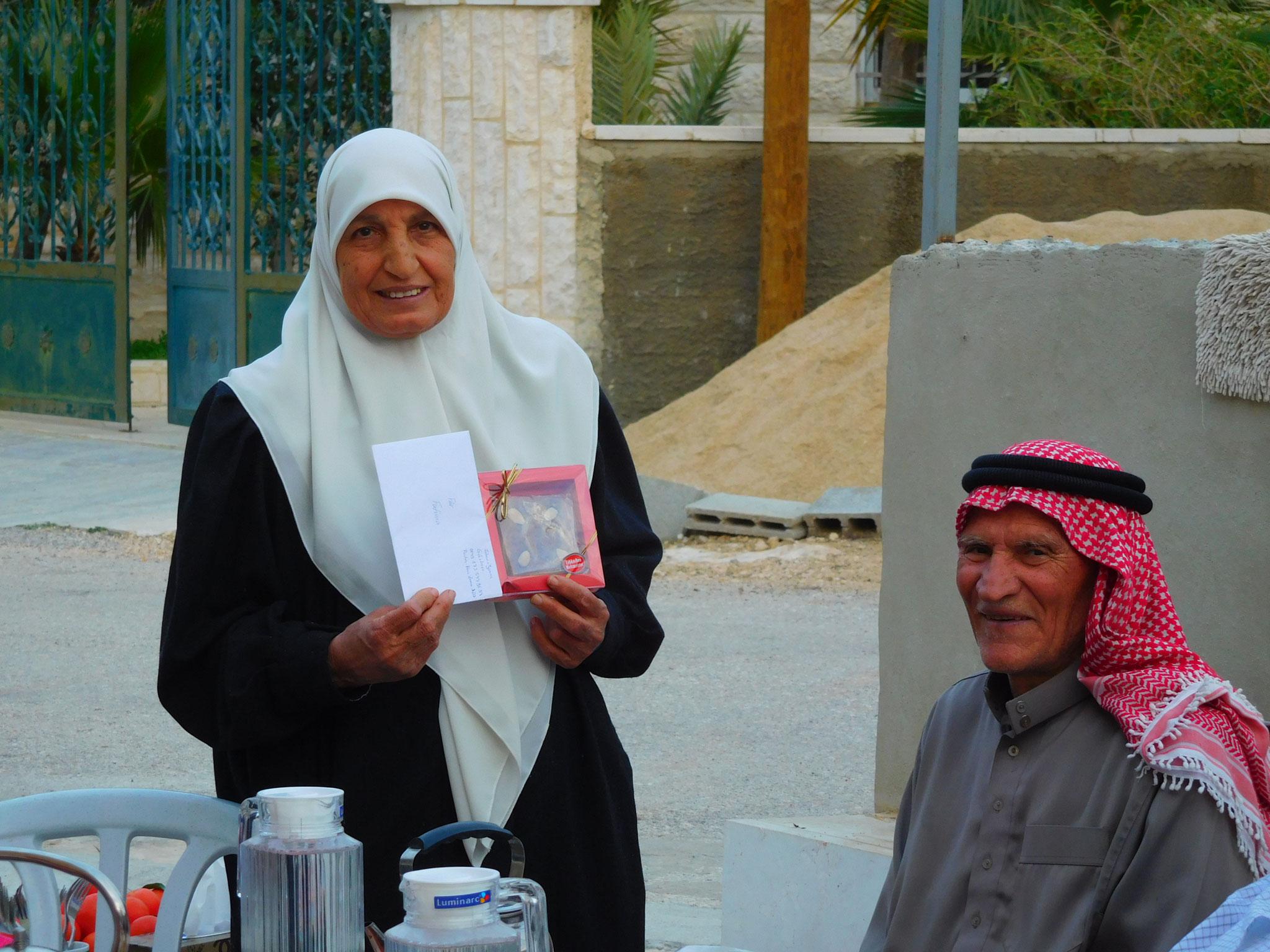 Vorderasien Israel bei Fatima 2020