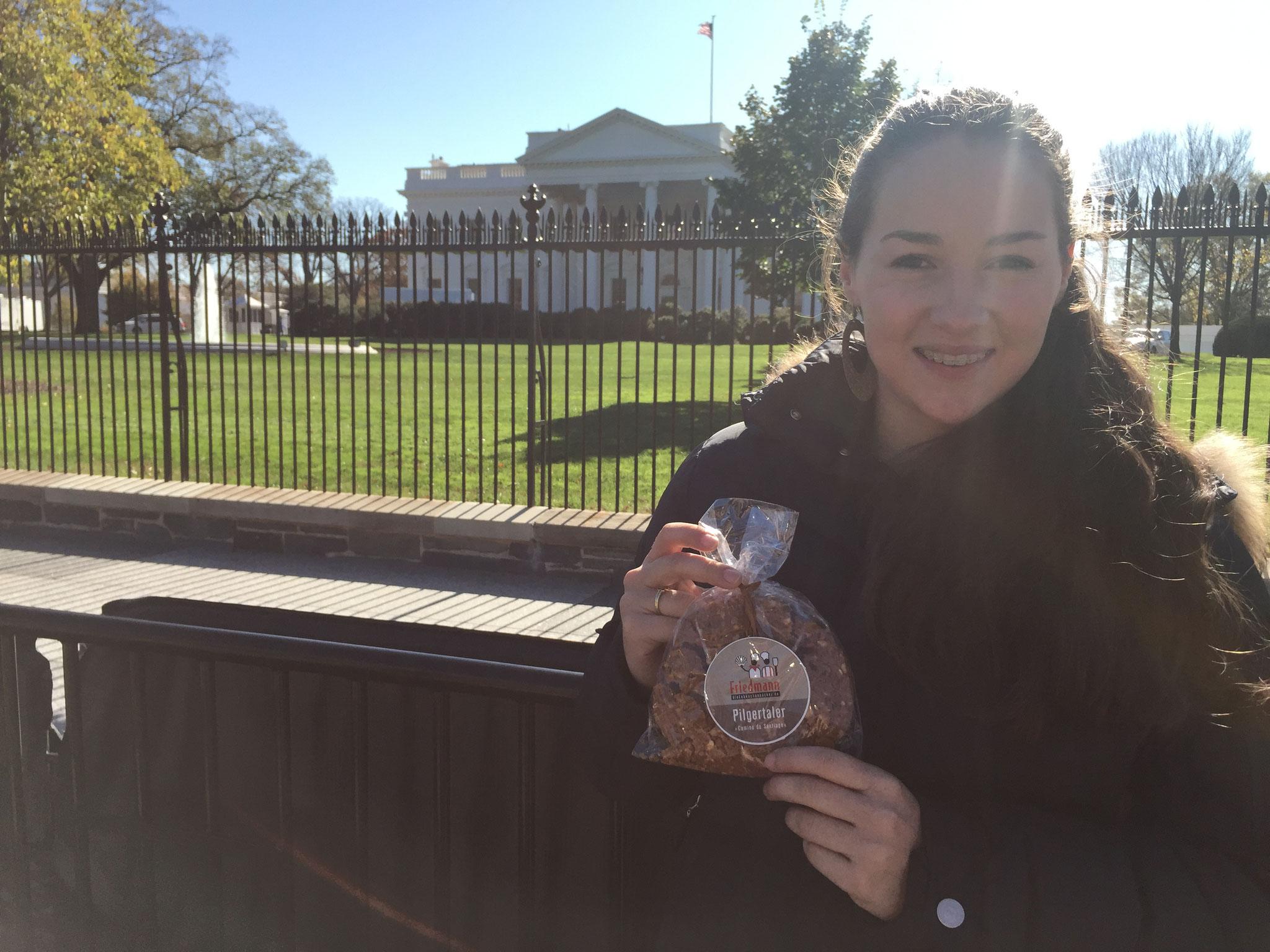 Nordamerika USA Weißes Haus Washington, D.C  Nov. 2015