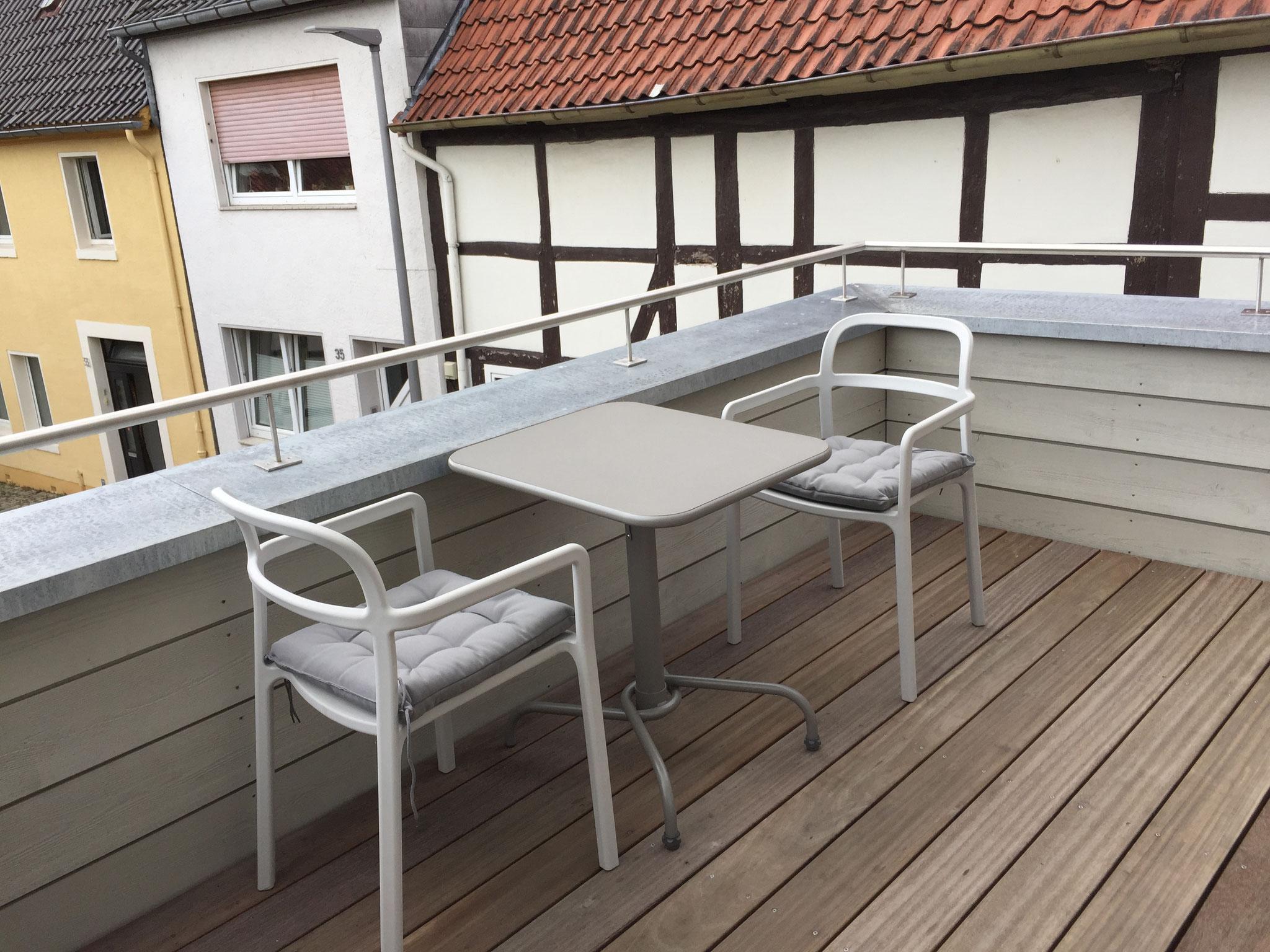 FeWo: Balkon