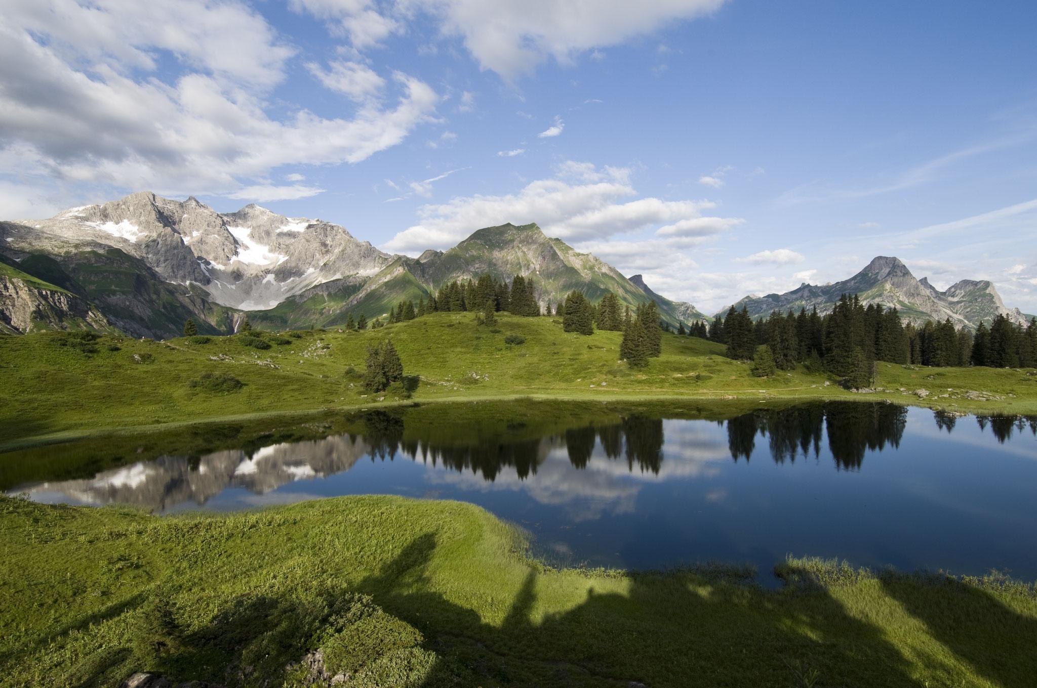 Körbersee schönster Platz Österreichs