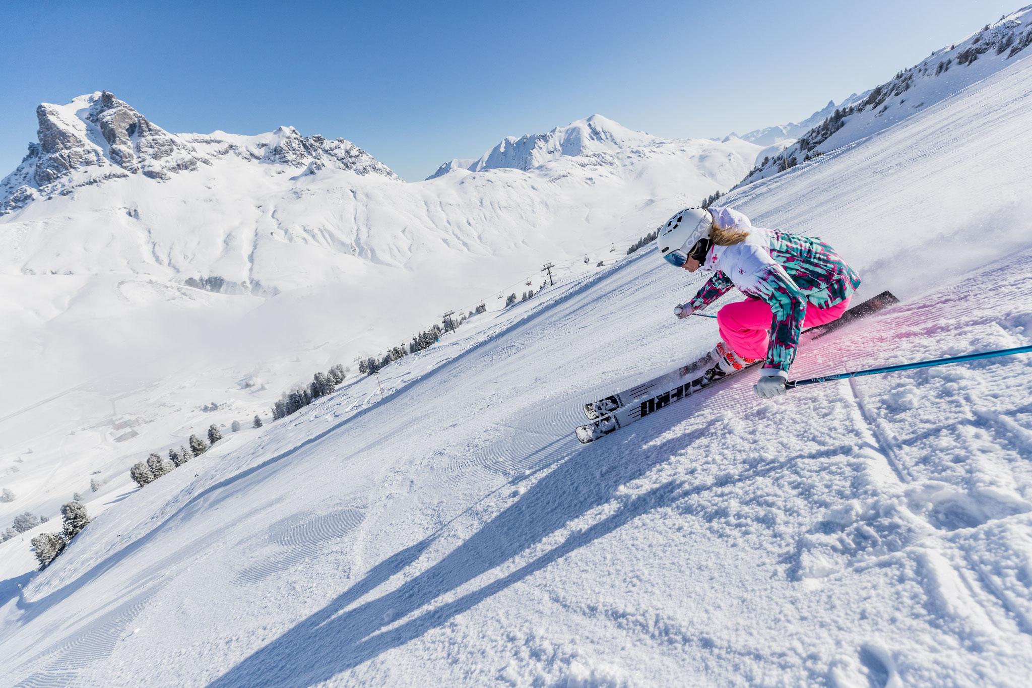 Arlberg: Paradies für Freerider