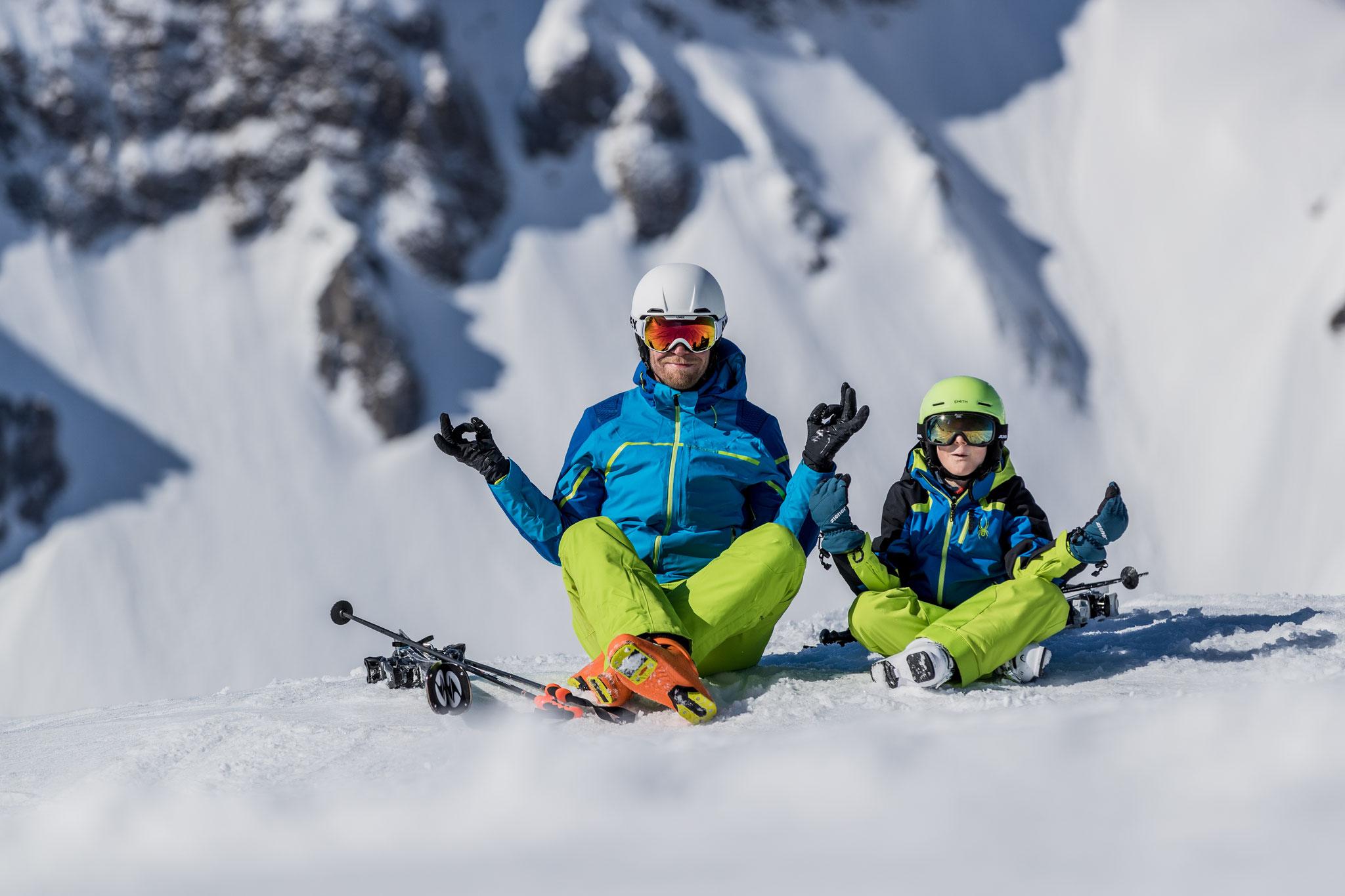 Entspannen am Arlberg