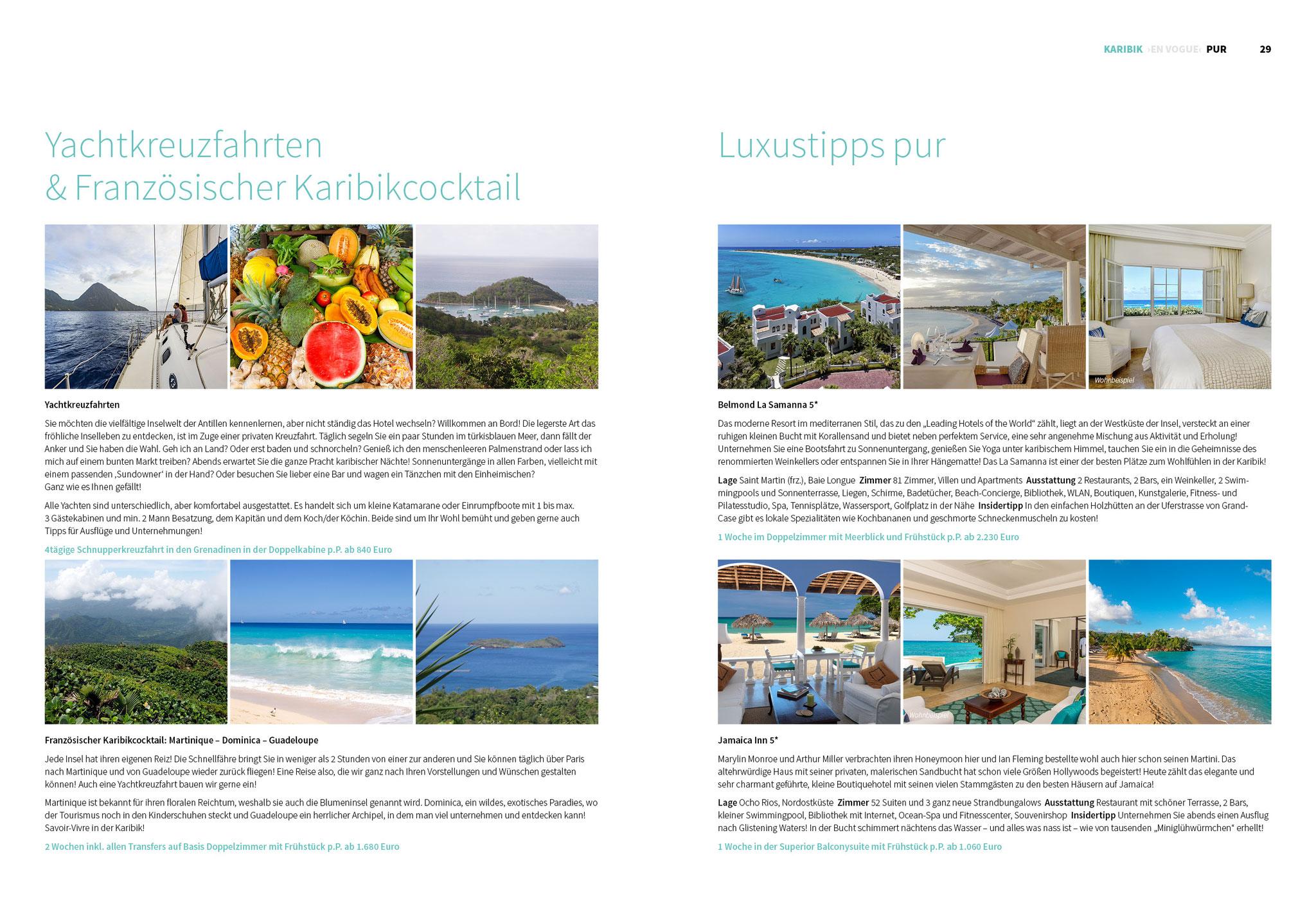 Luxusreisen - Pur Touristik