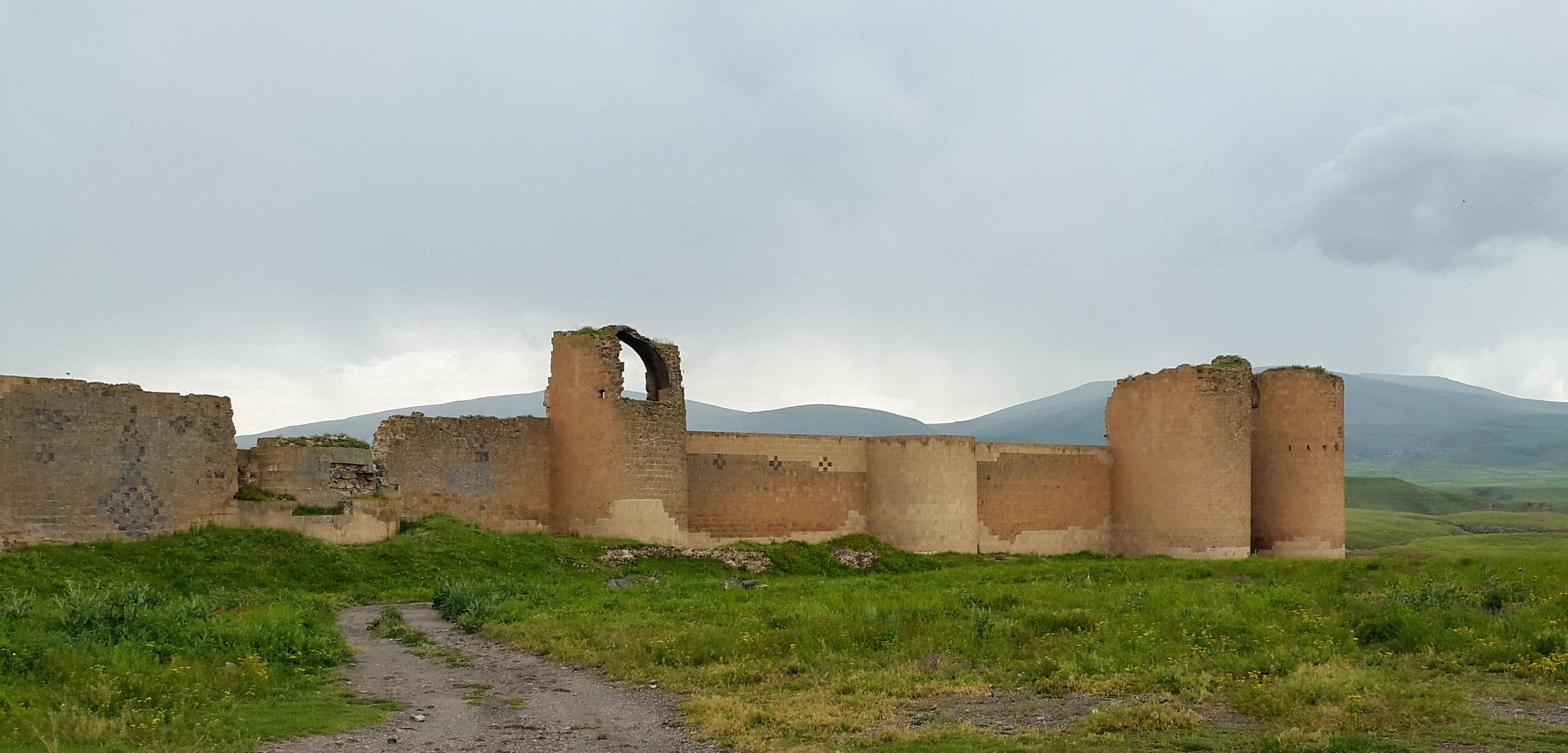 Stadtmauern von Ani