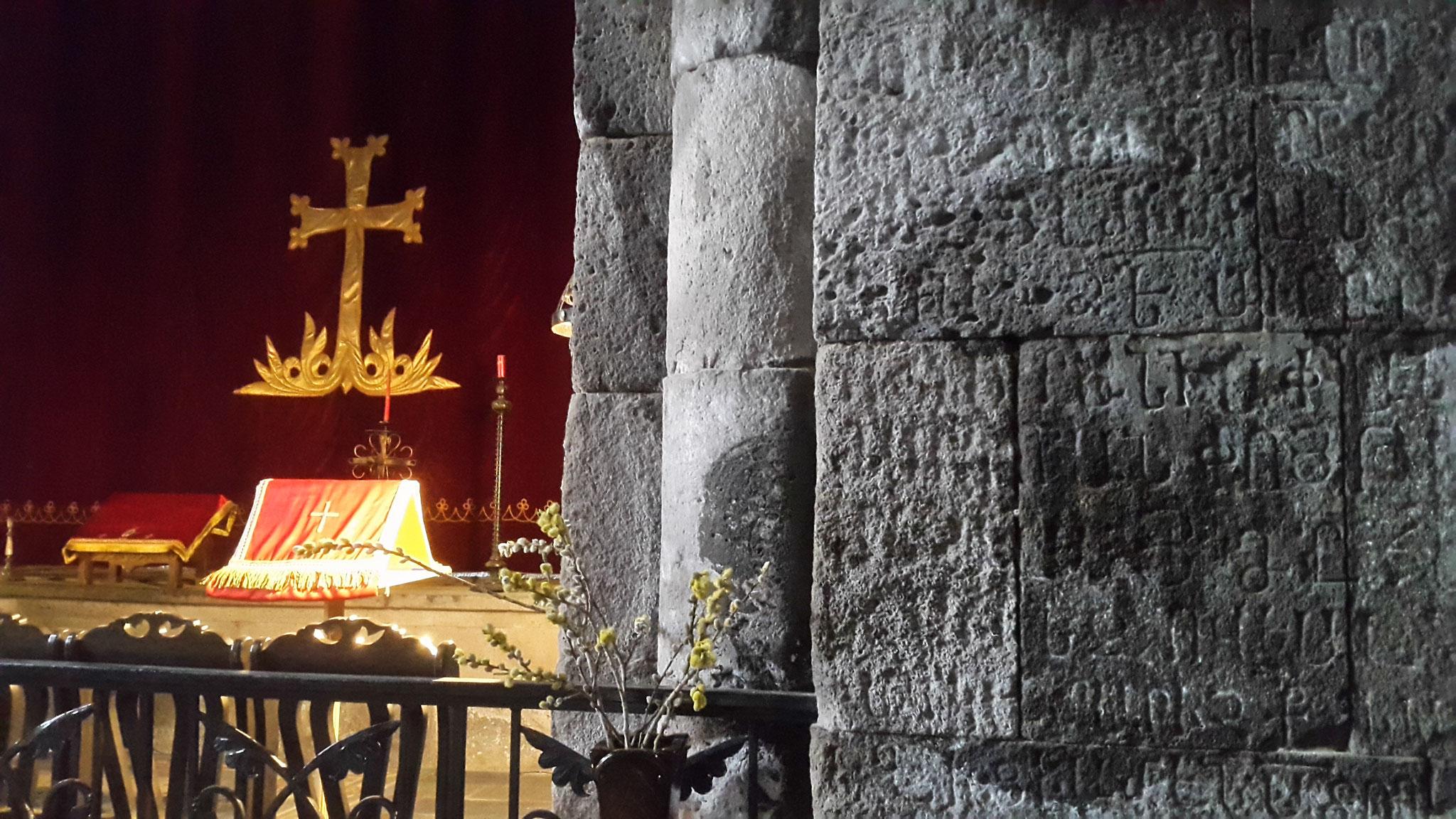 Kloster Tatev