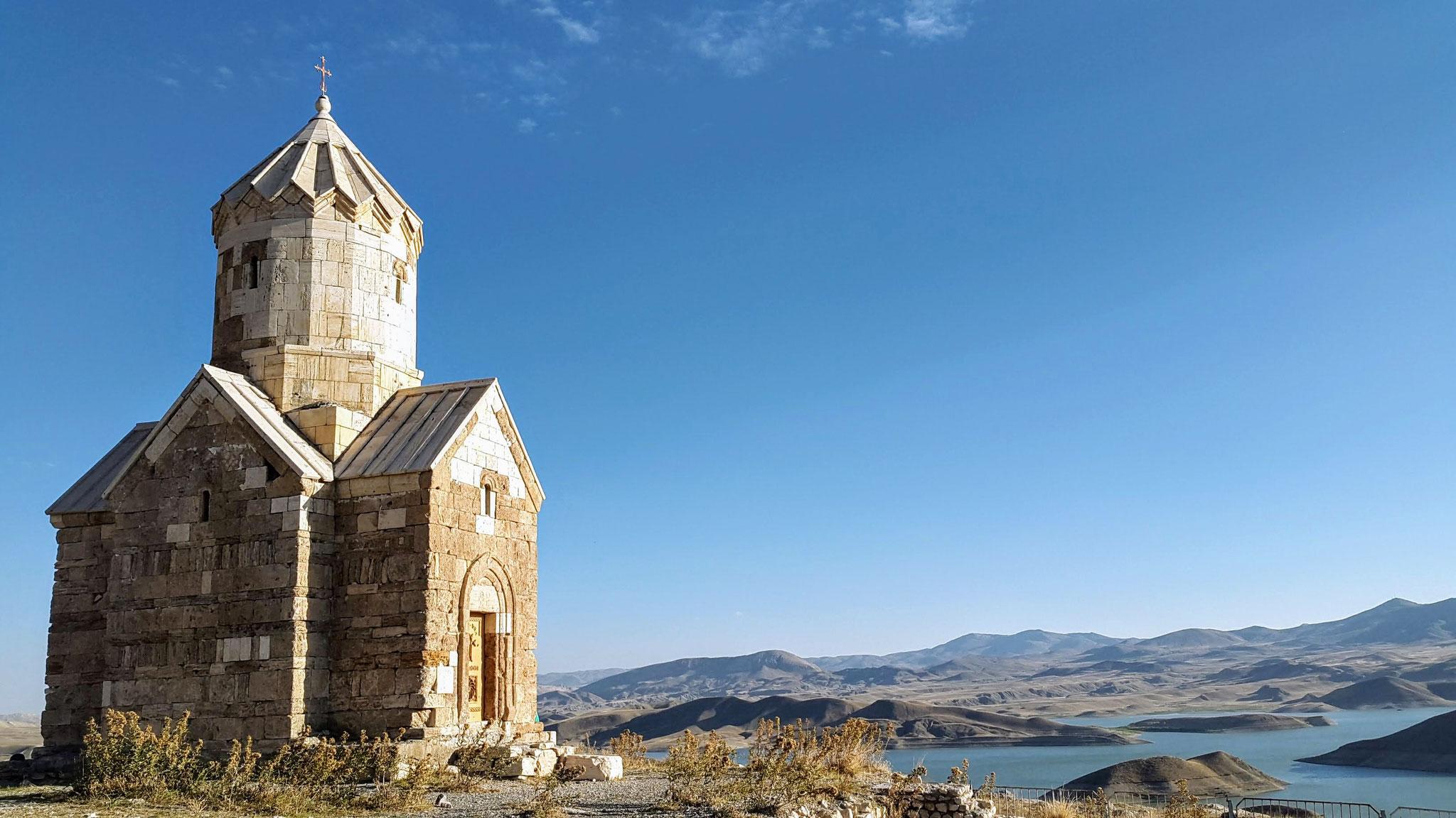 Armenische Kapelle Dzordzor bei Maku, Iran