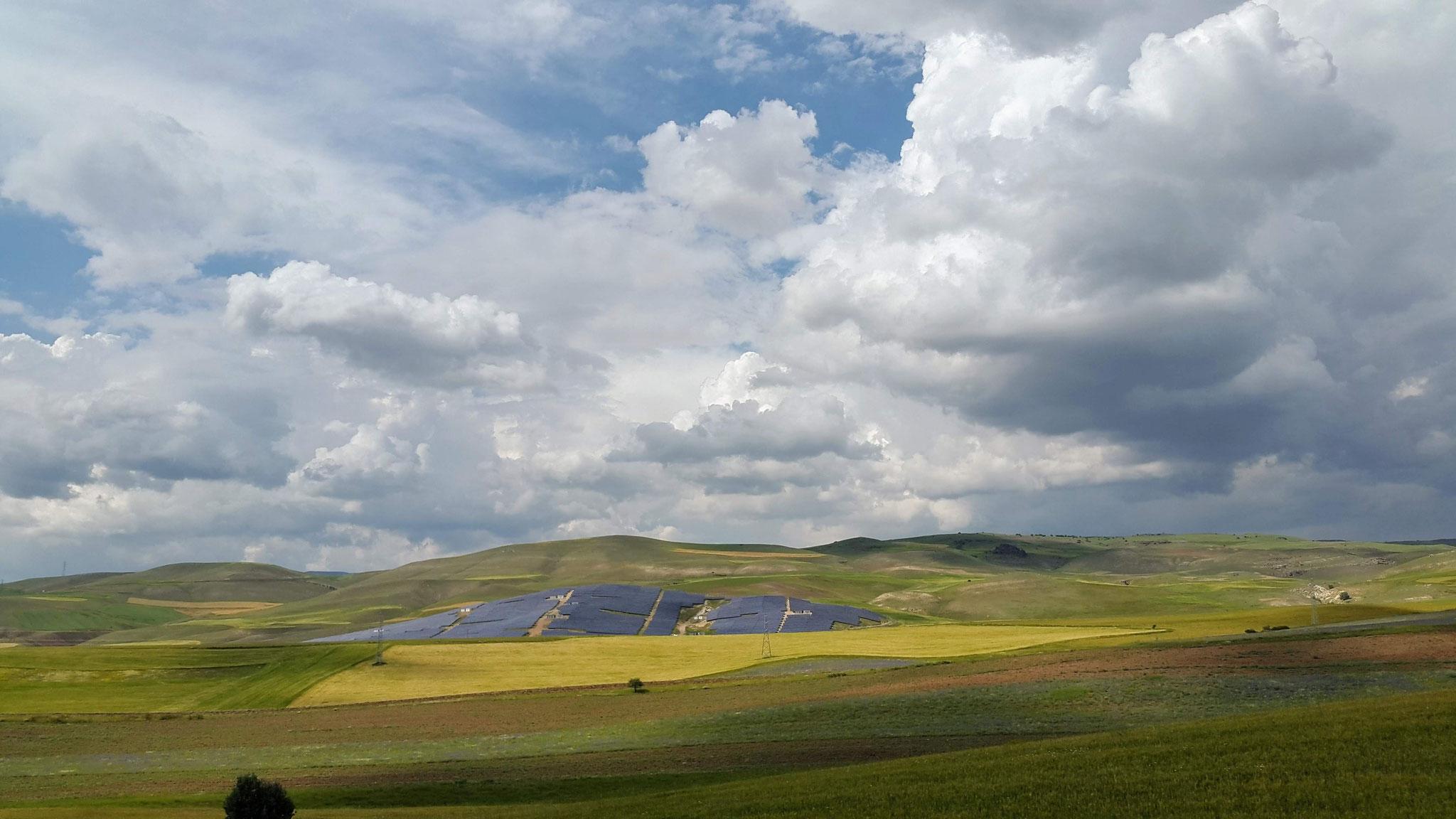 Noch ein Solarfeld