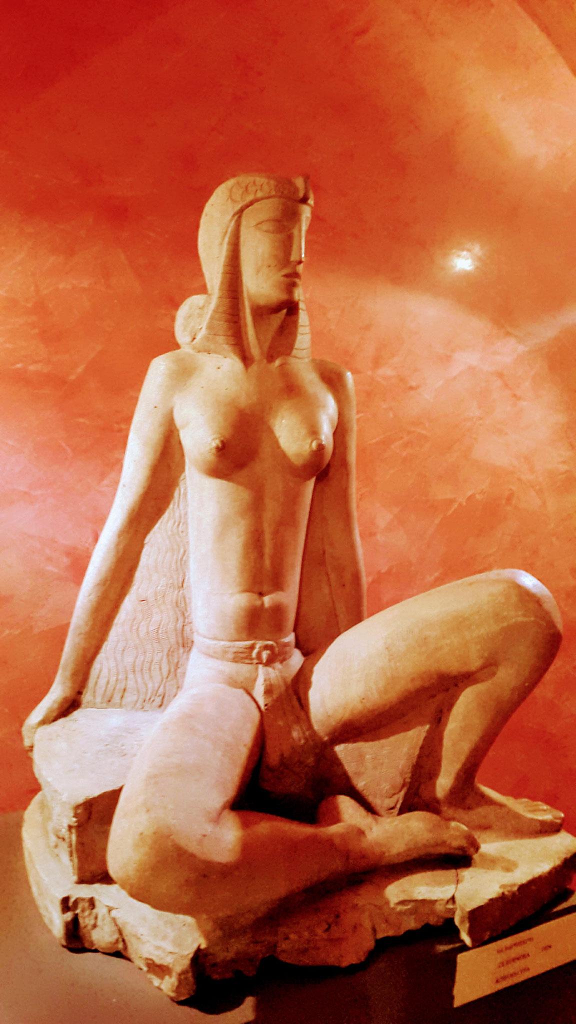 Kleopatra von Hakob Gyurjian, 1924