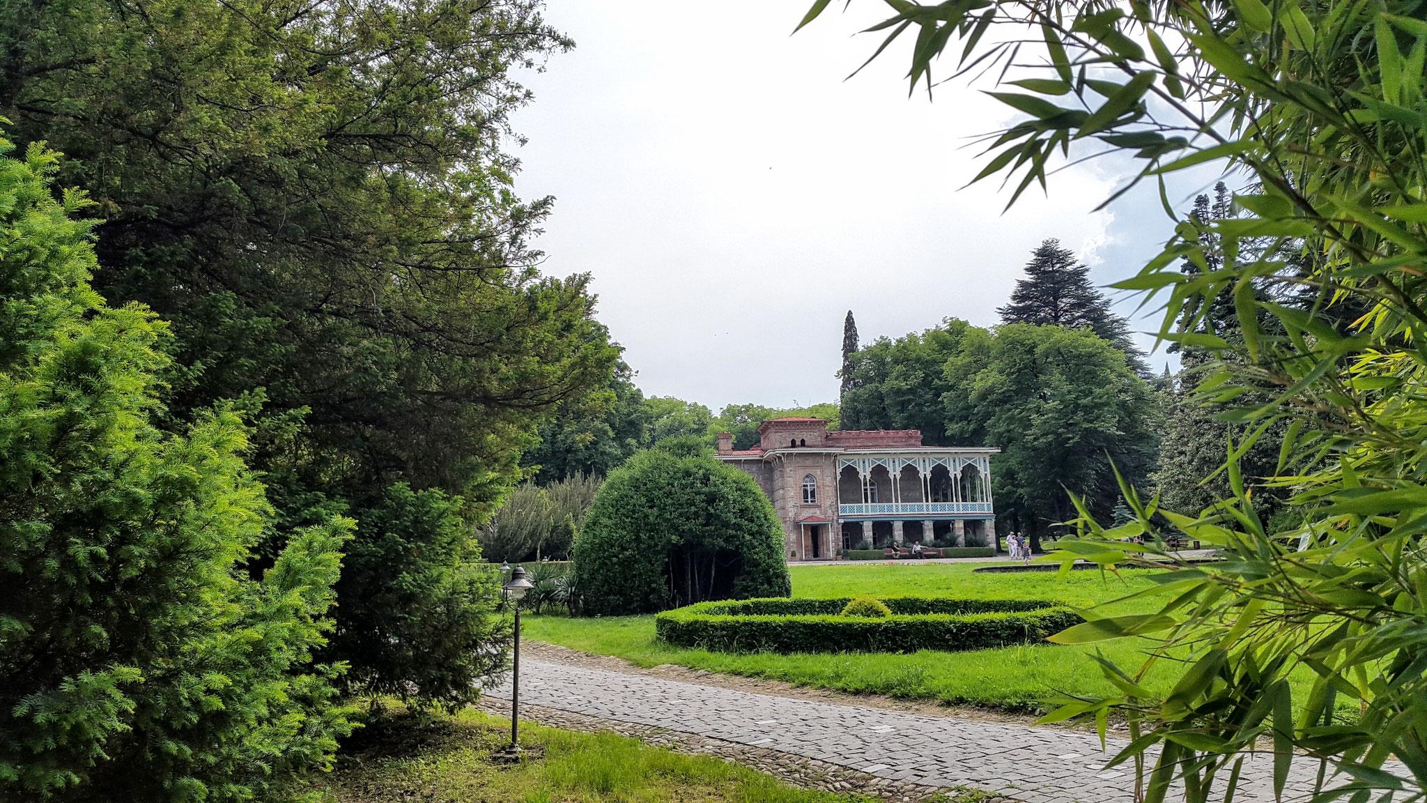 Chavchavadzes Landsitz, Kachetien, Georgien